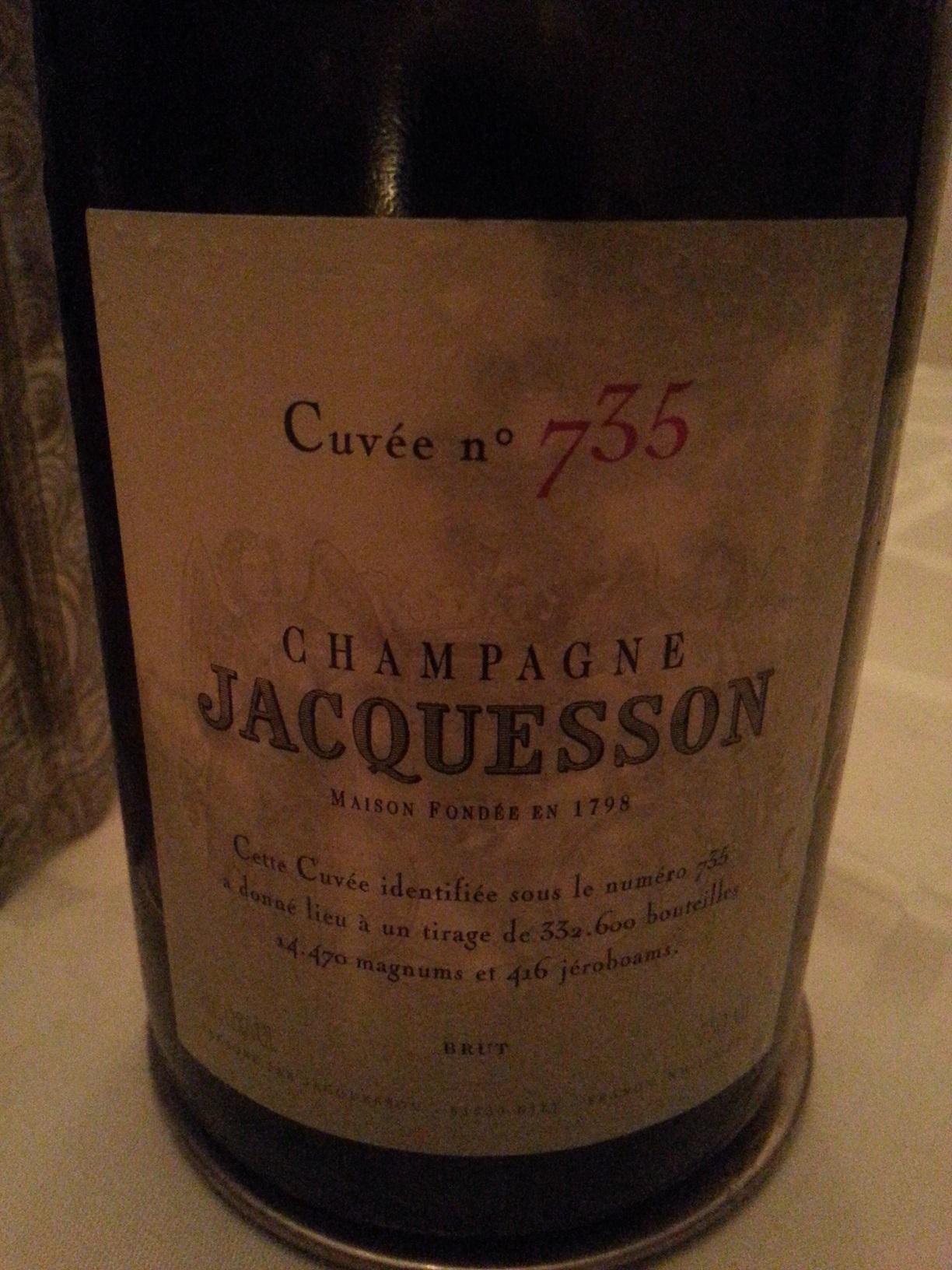 2007 Jacquesson Cuvée 735 | Jacquesson
