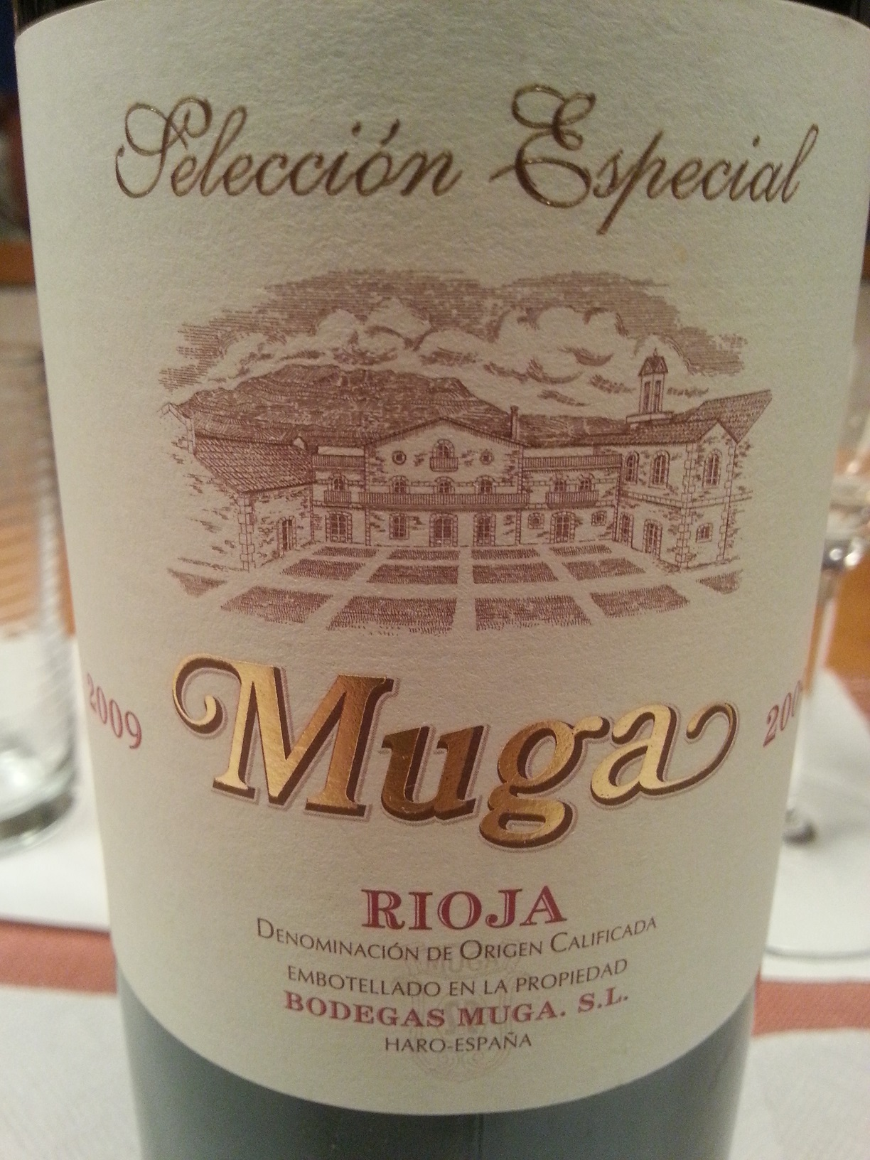 2009 Muga Reserva Selección Especial | Muga