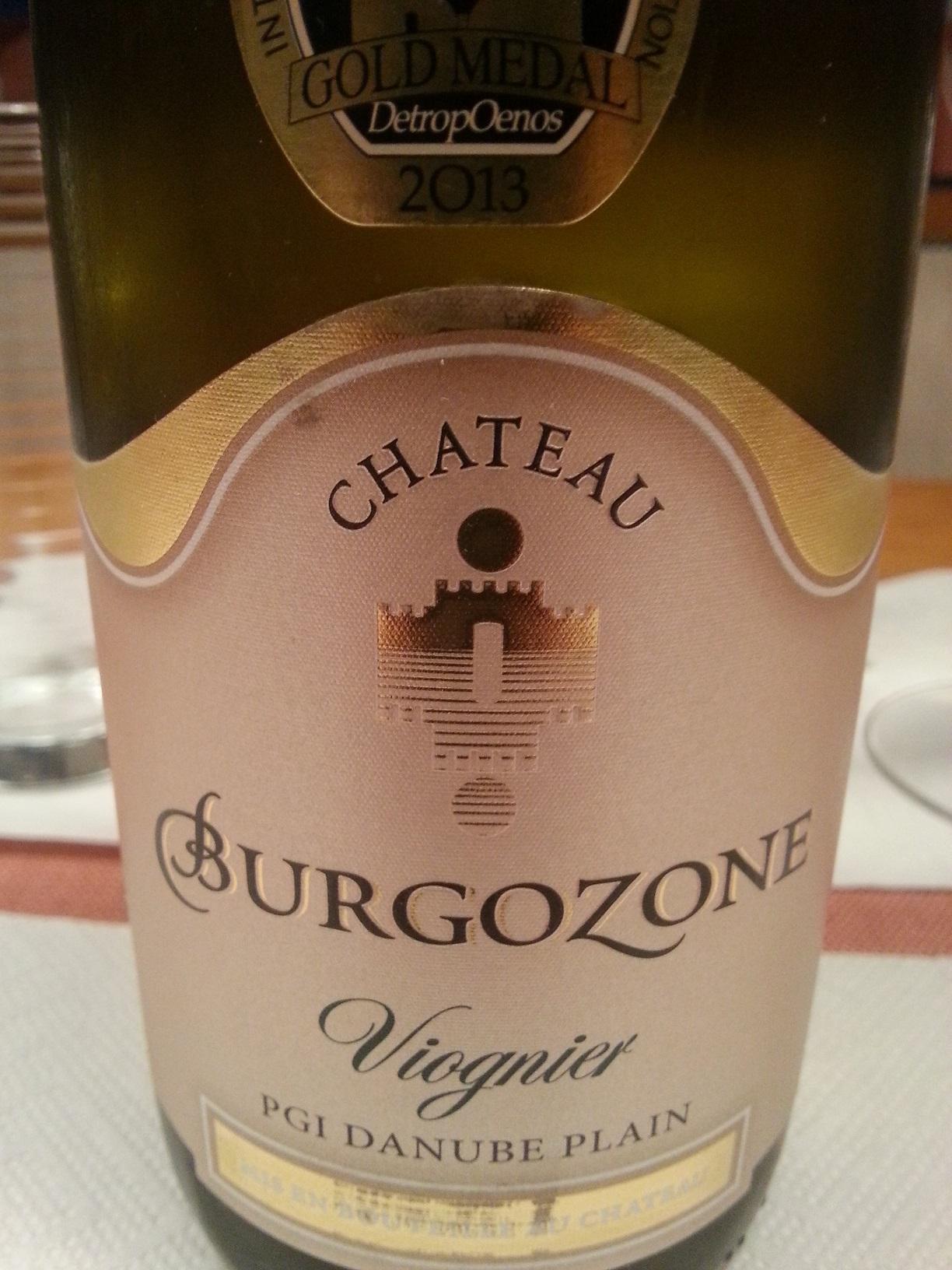 2012 Viognier | Burgozone
