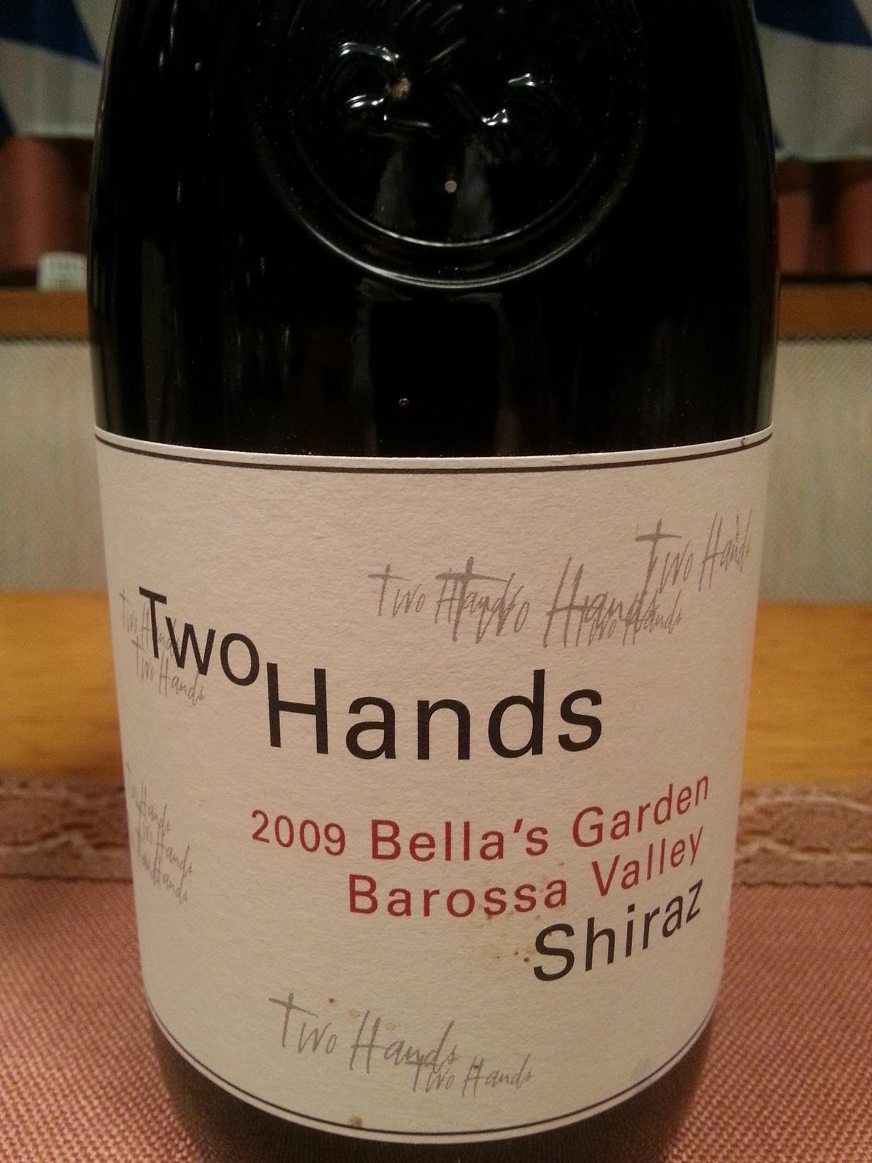 2009 Bella's Garden | Two Hands