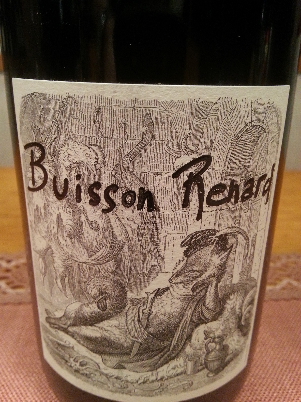 2004 Buisson Renard | Dagueneau