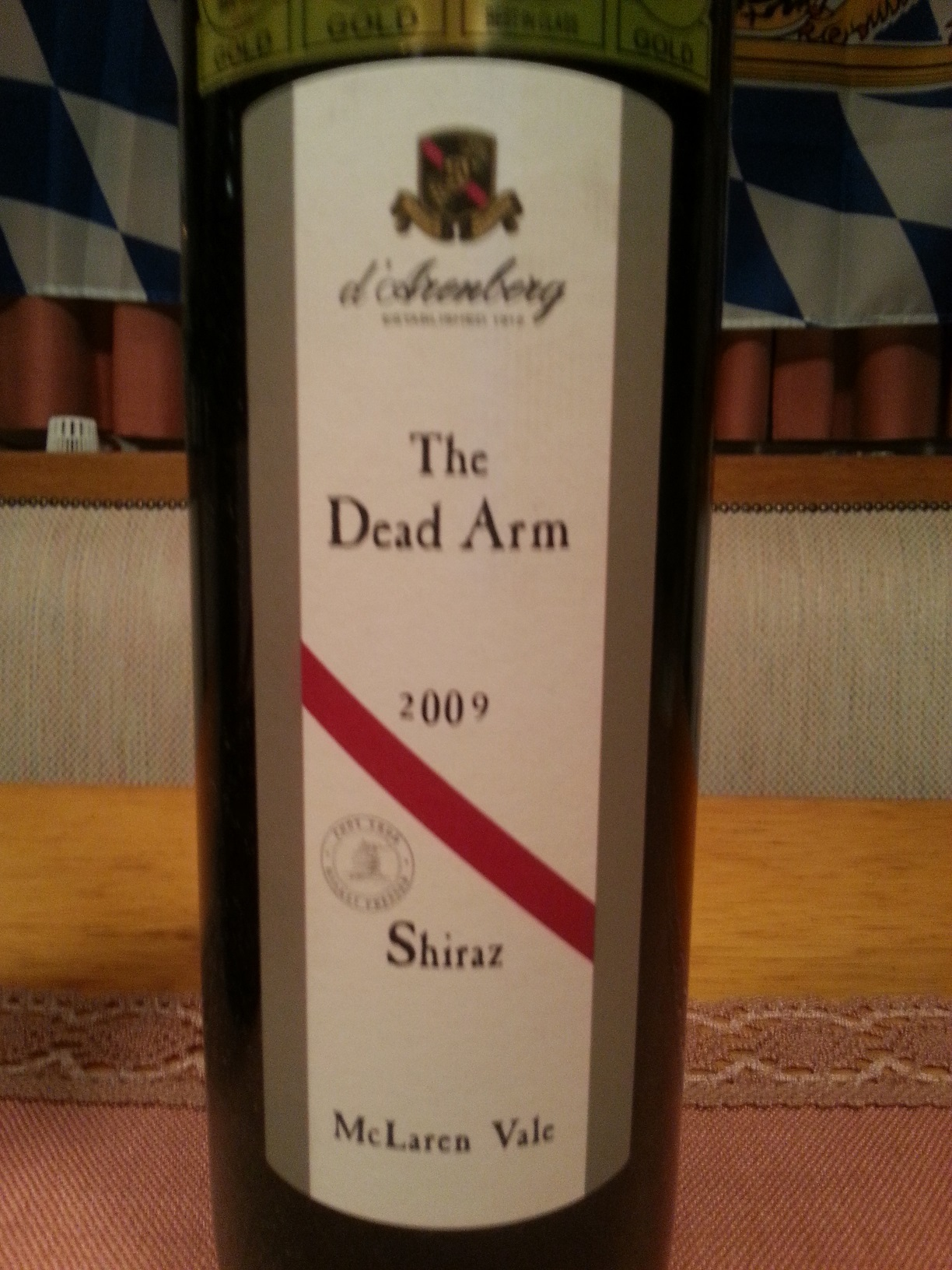2009 Shiraz The Dead Arm | d'Arenberg