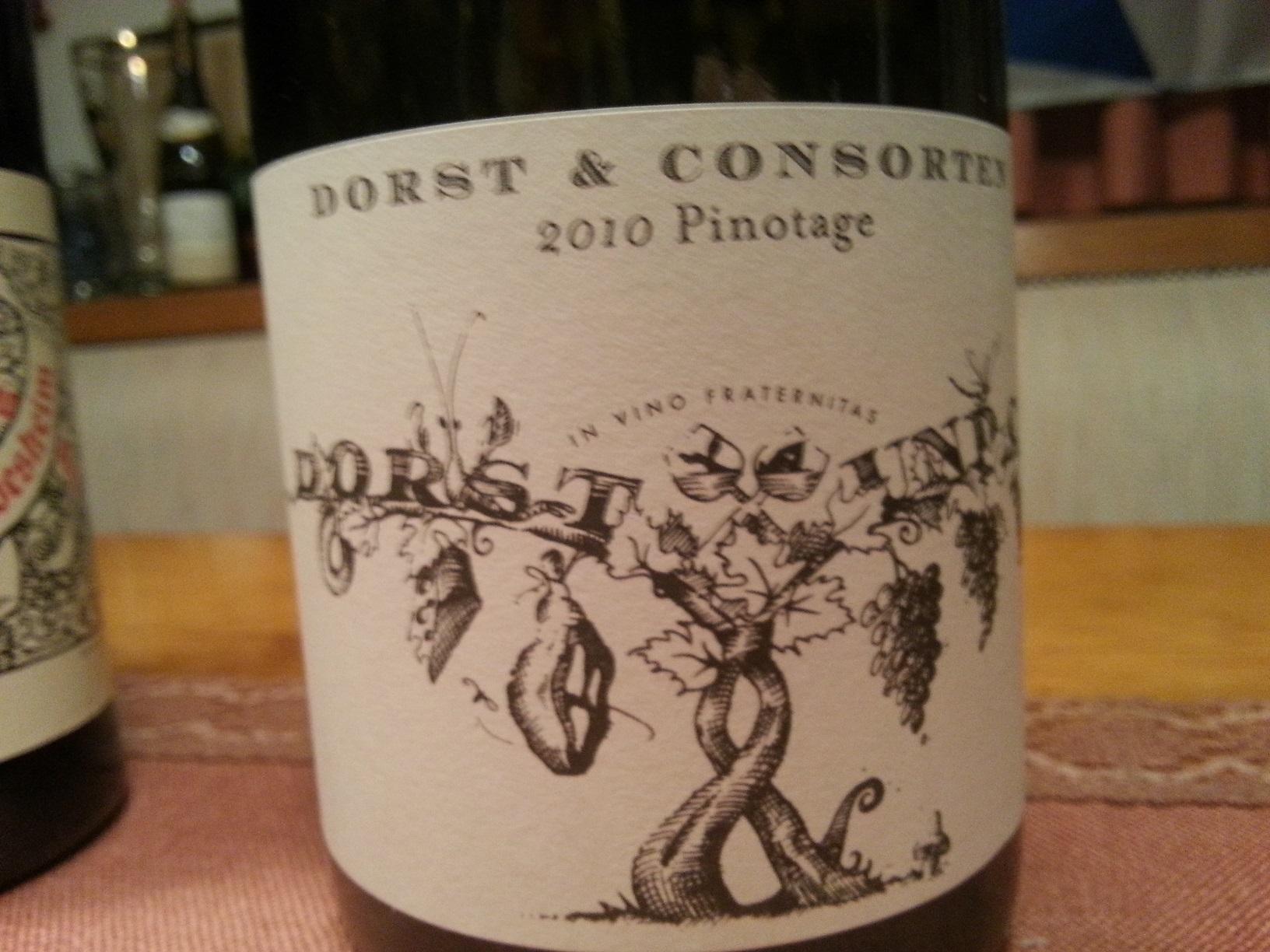 2010 Pinotage | Dorst & Consorten