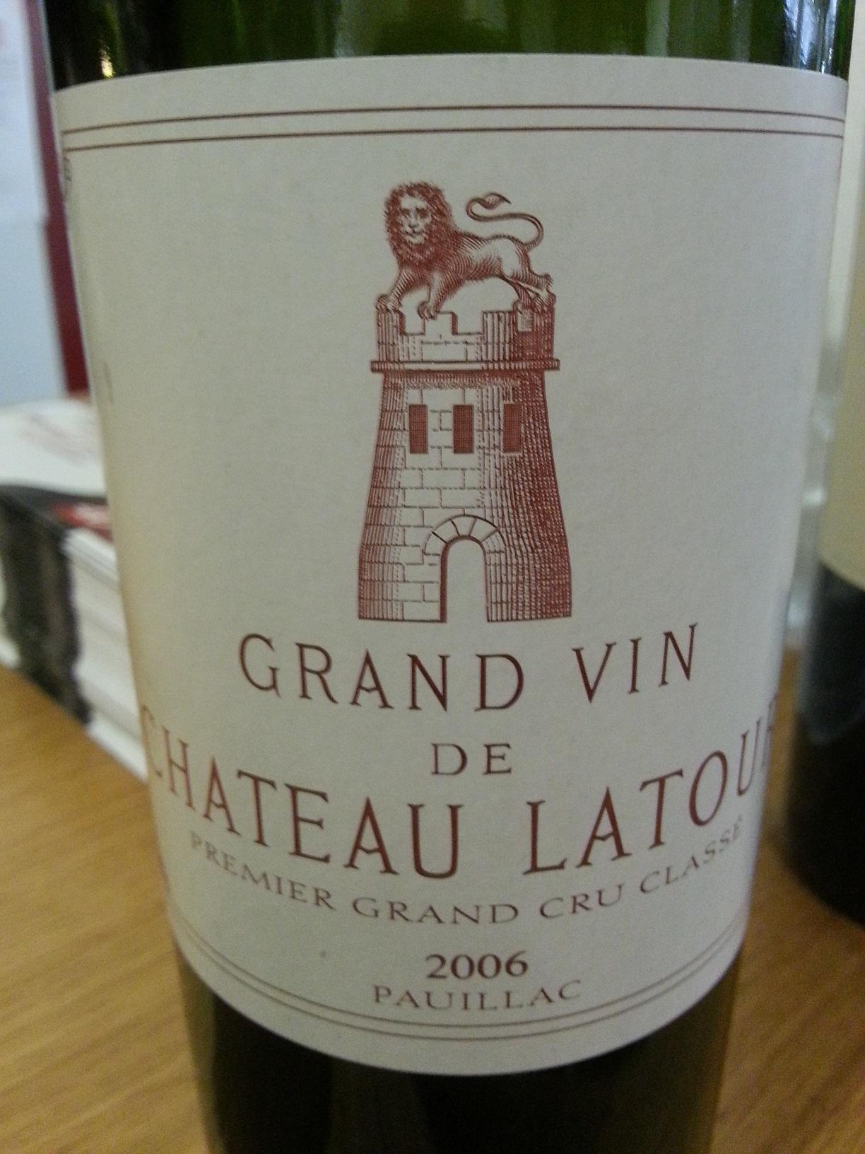 2006 Latour | Château Latour