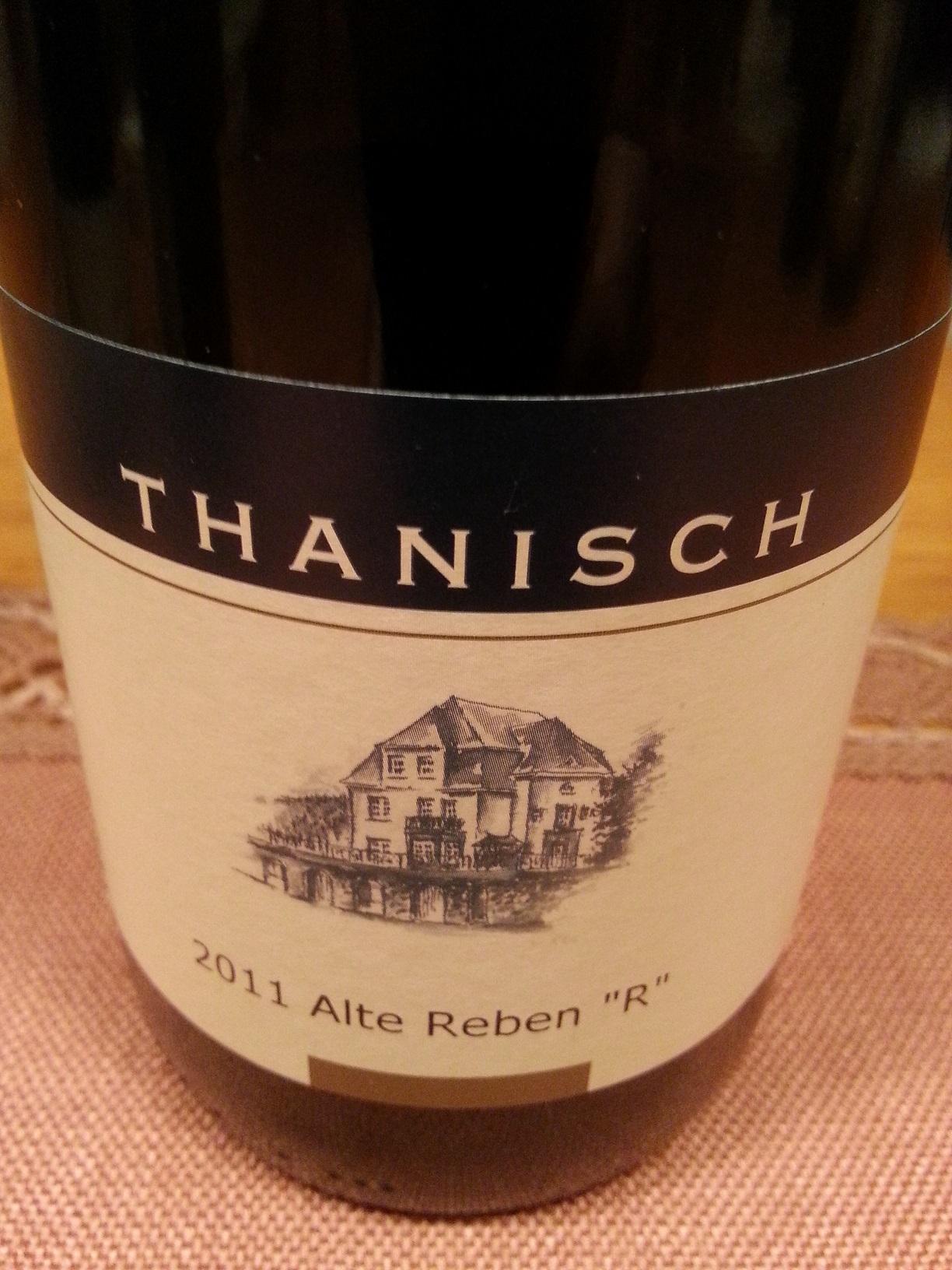 2011 Riesling Alte Reben | Thanisch
