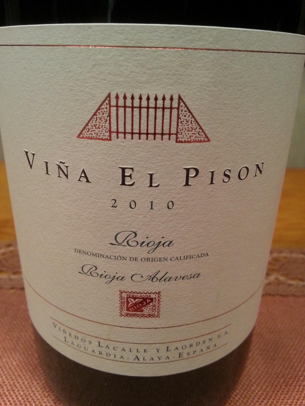 2010 Viña el Pison | Artadi