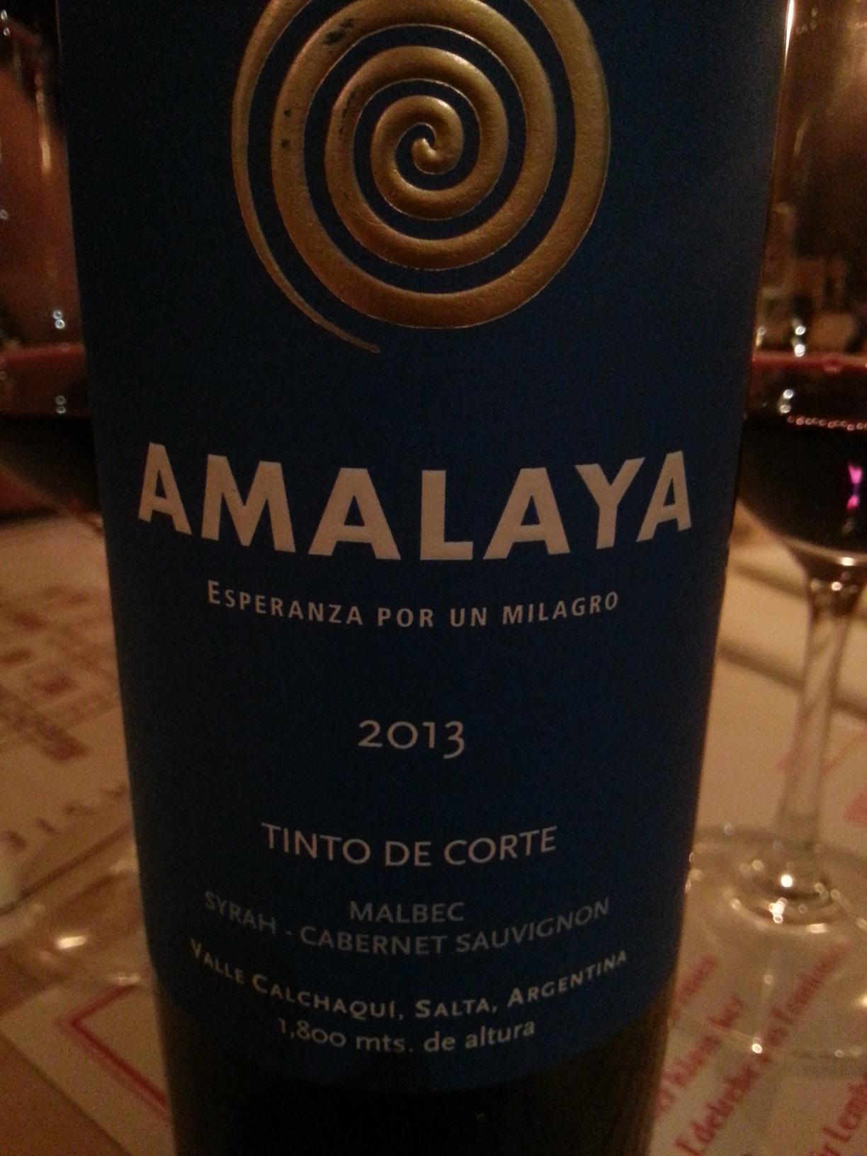 2013 Amalaya | Colomé