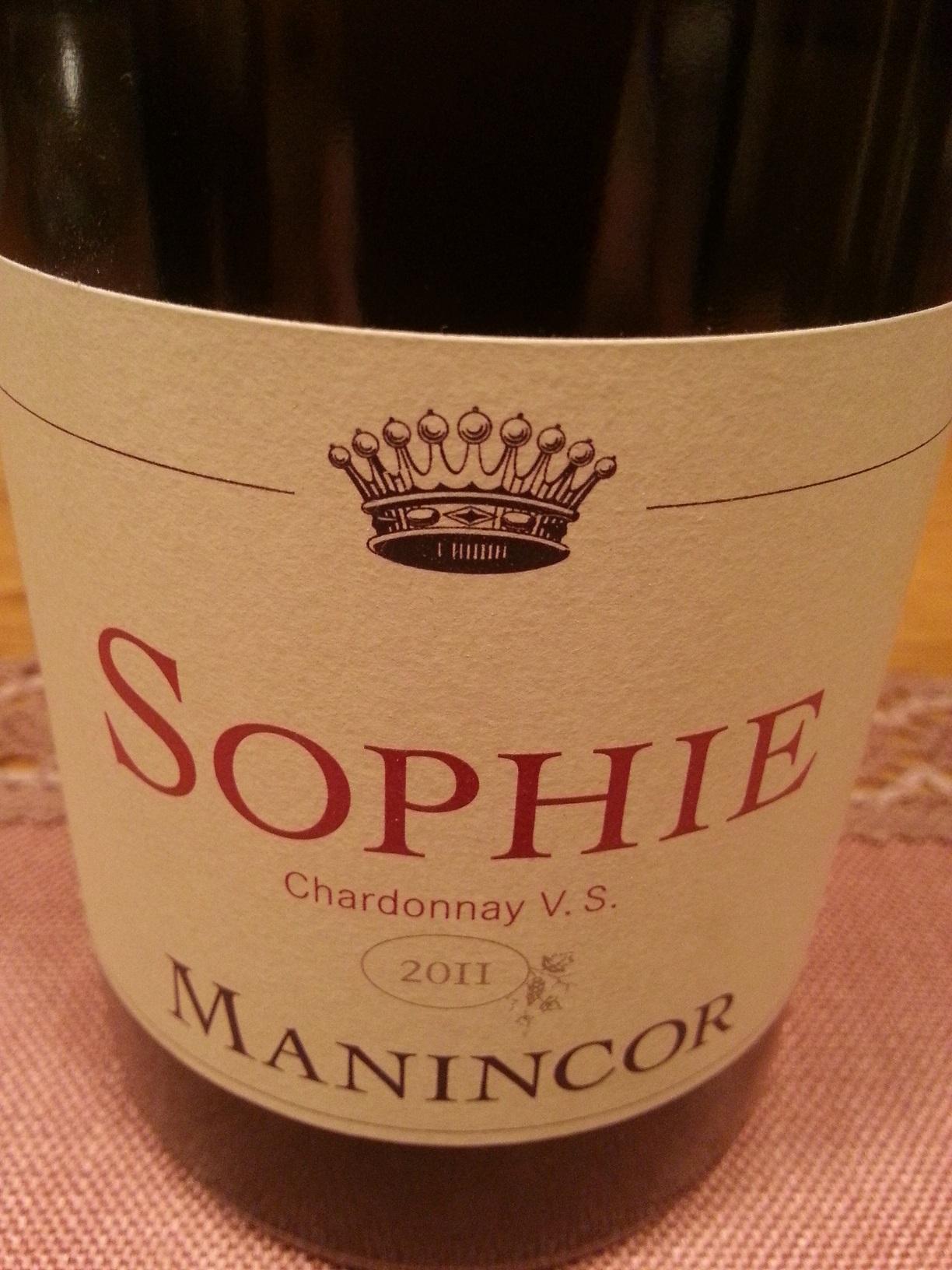 2011 Chardonnay Sophie | Manincor