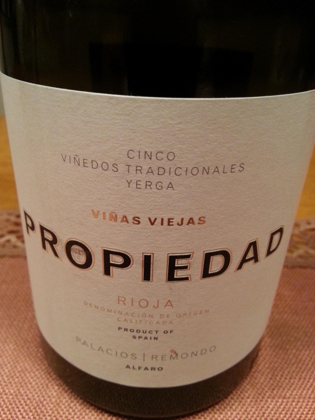 2011 Propiedad | Palacios