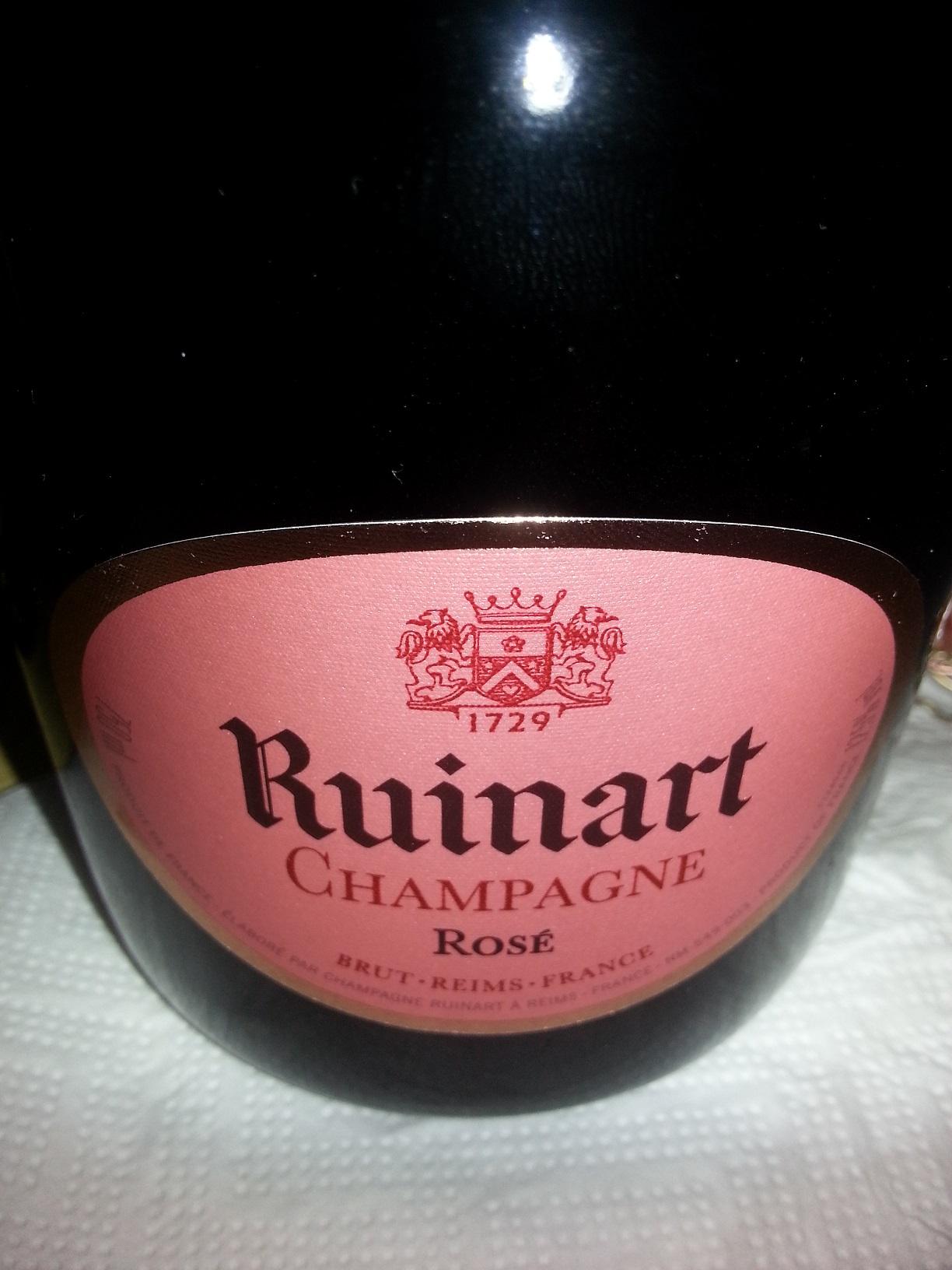 -nv- Champagne Rosé | Ruinart
