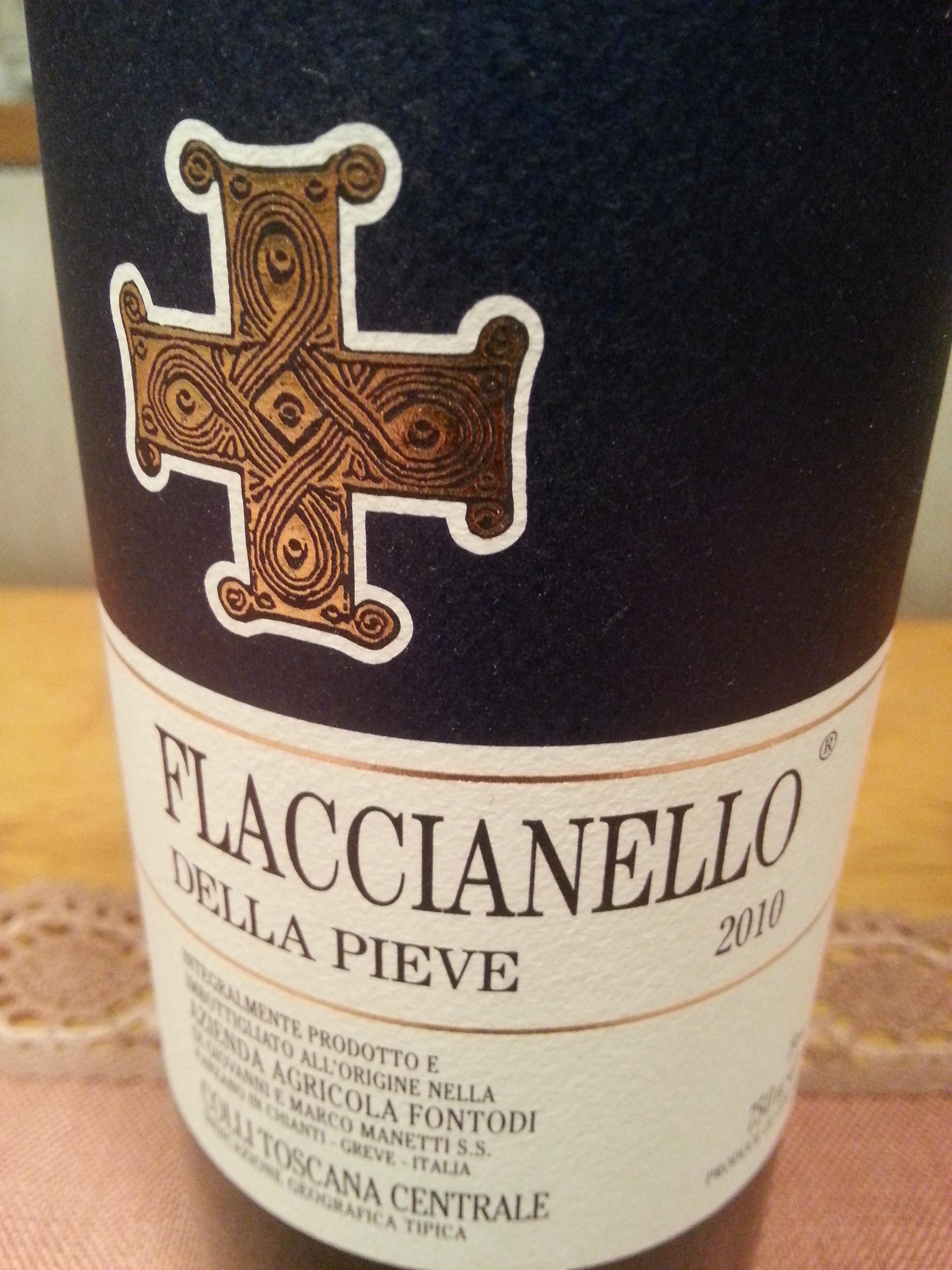 2010 Flaccianello | Fontodi