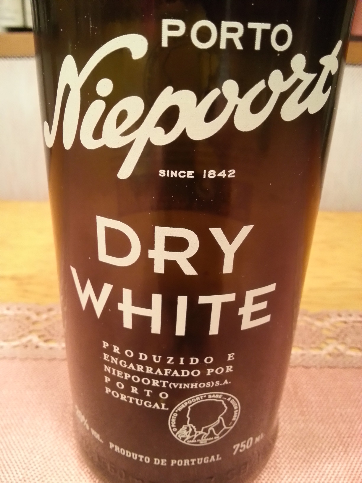 -nv- Dry White Port | Niepoort