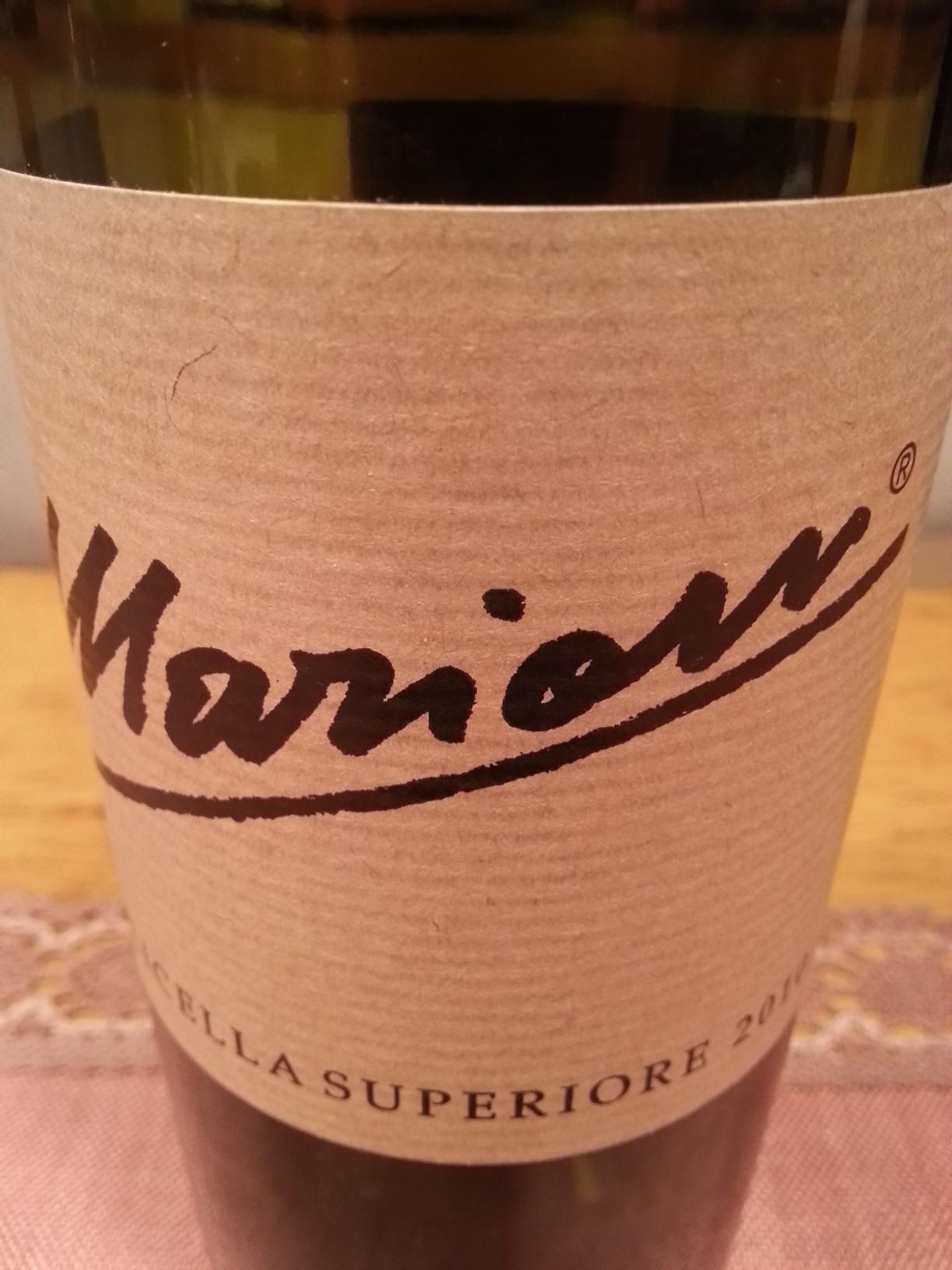 2010 Marion Valpolicella Superiore | Marion