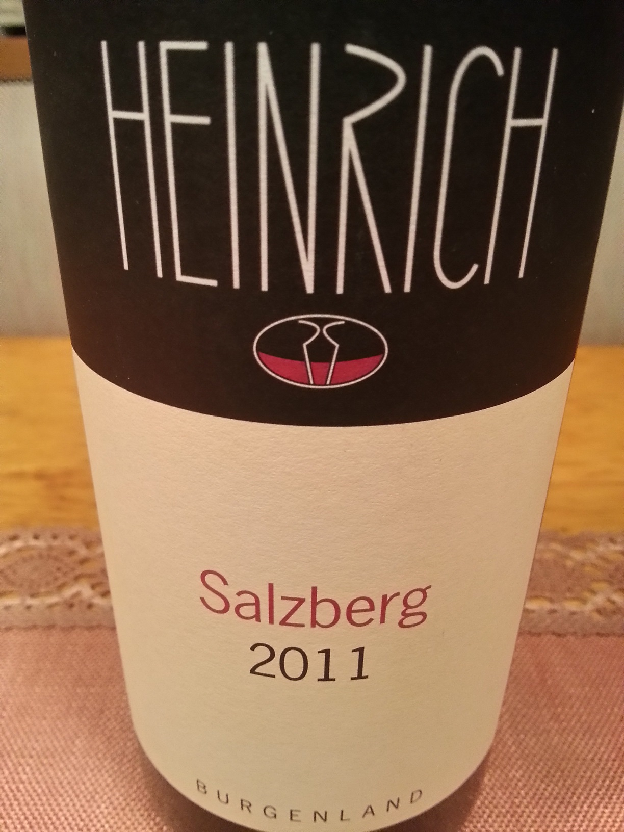 2011 Salzberg | G. Heinrich