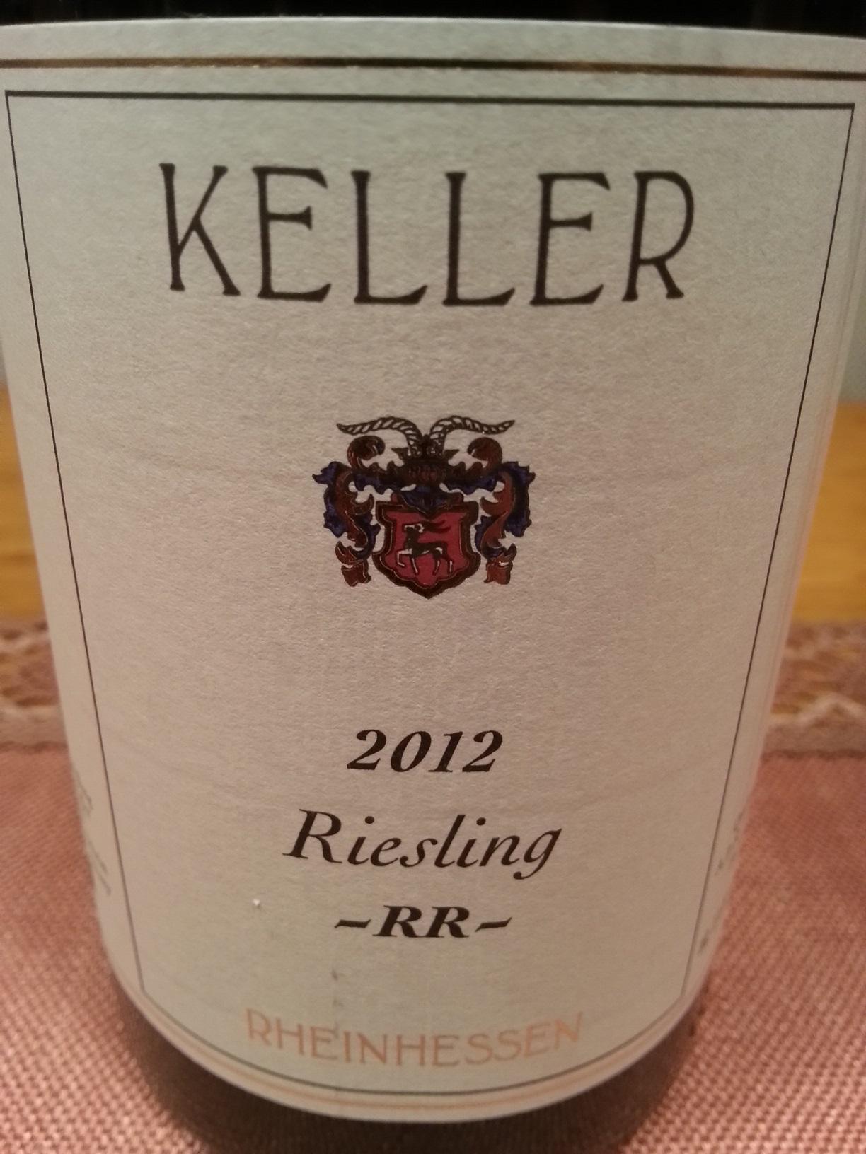2012 Riesling RR | Keller