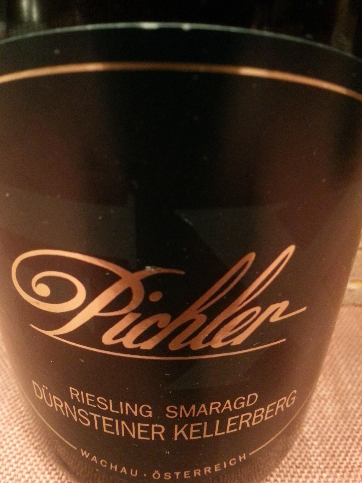 2007 Riesling Smaragd Kellerberg | F.X. Pichler