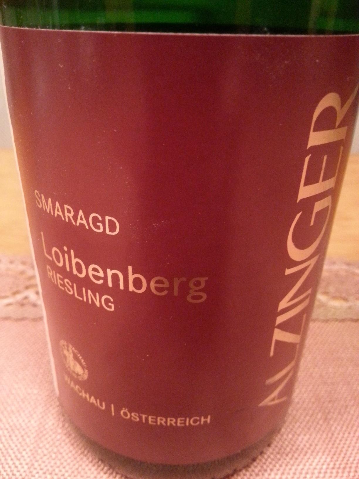 2010 Riesling Smaragd Loibenberg | Alzinger