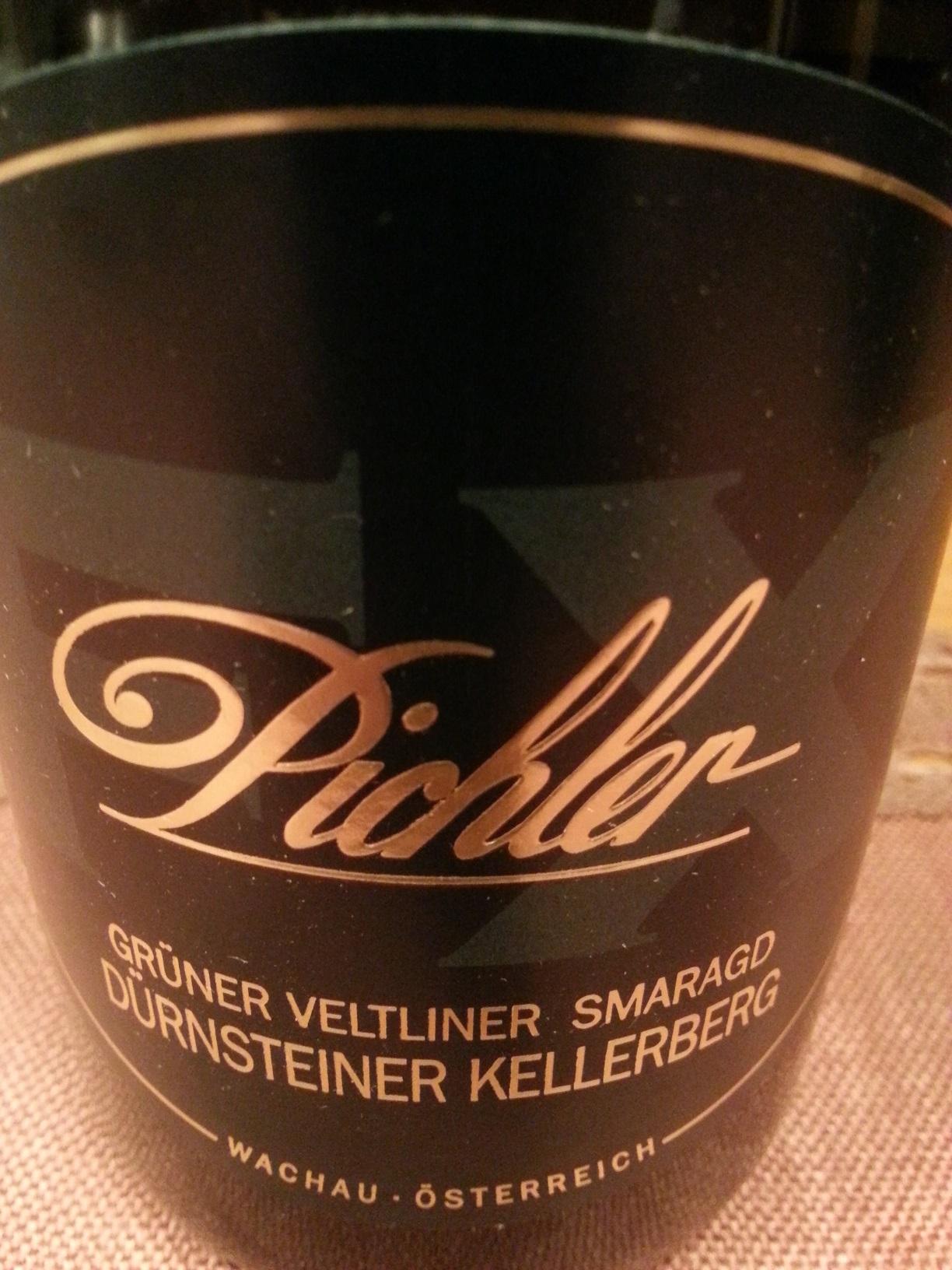 2012 Grüner Veltliner Smaragd Kellerberg | F.X. Pichler