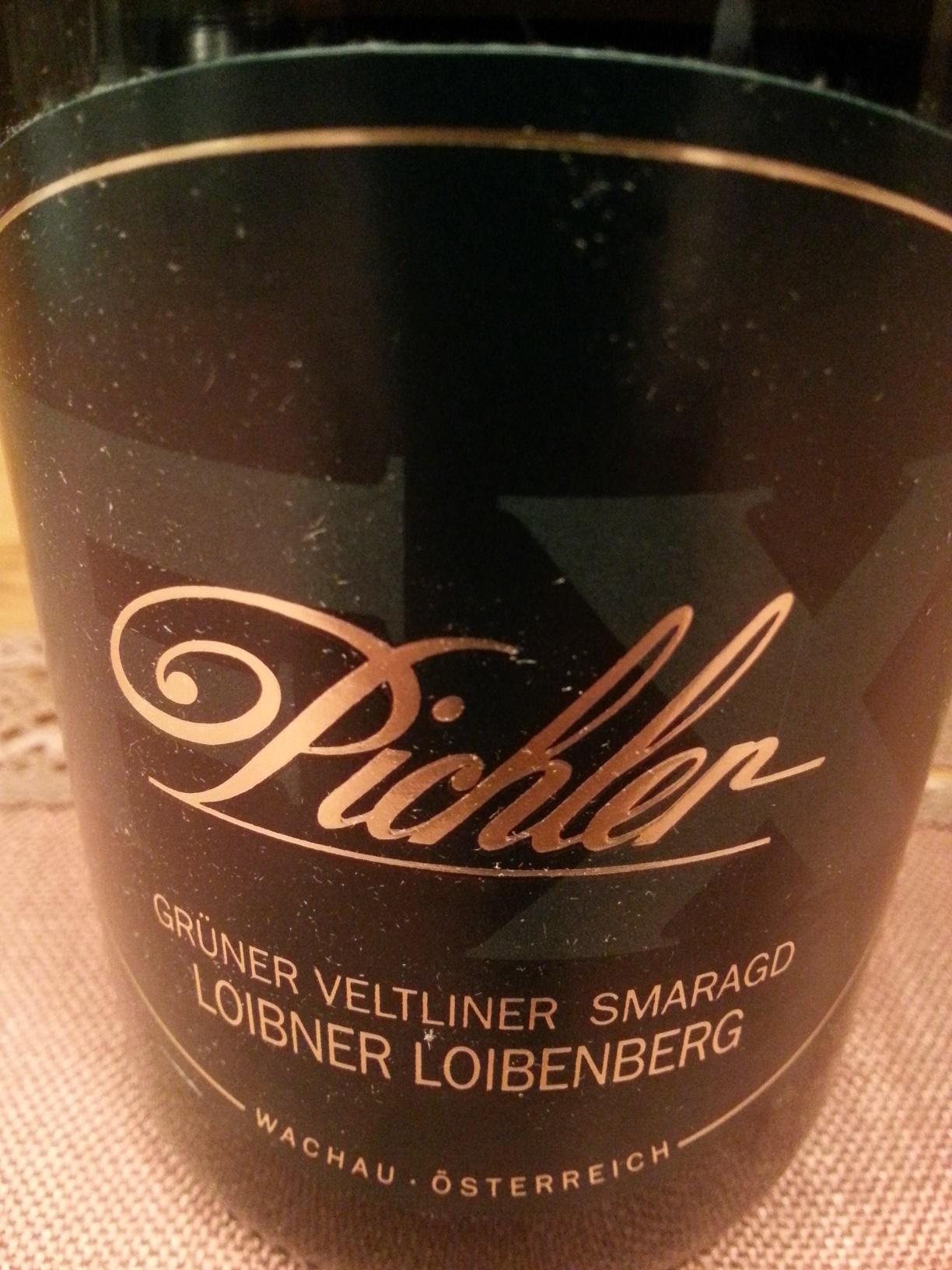 2012 Grüner Veltliner Smaragd Loibenberg | F.X. Pichler