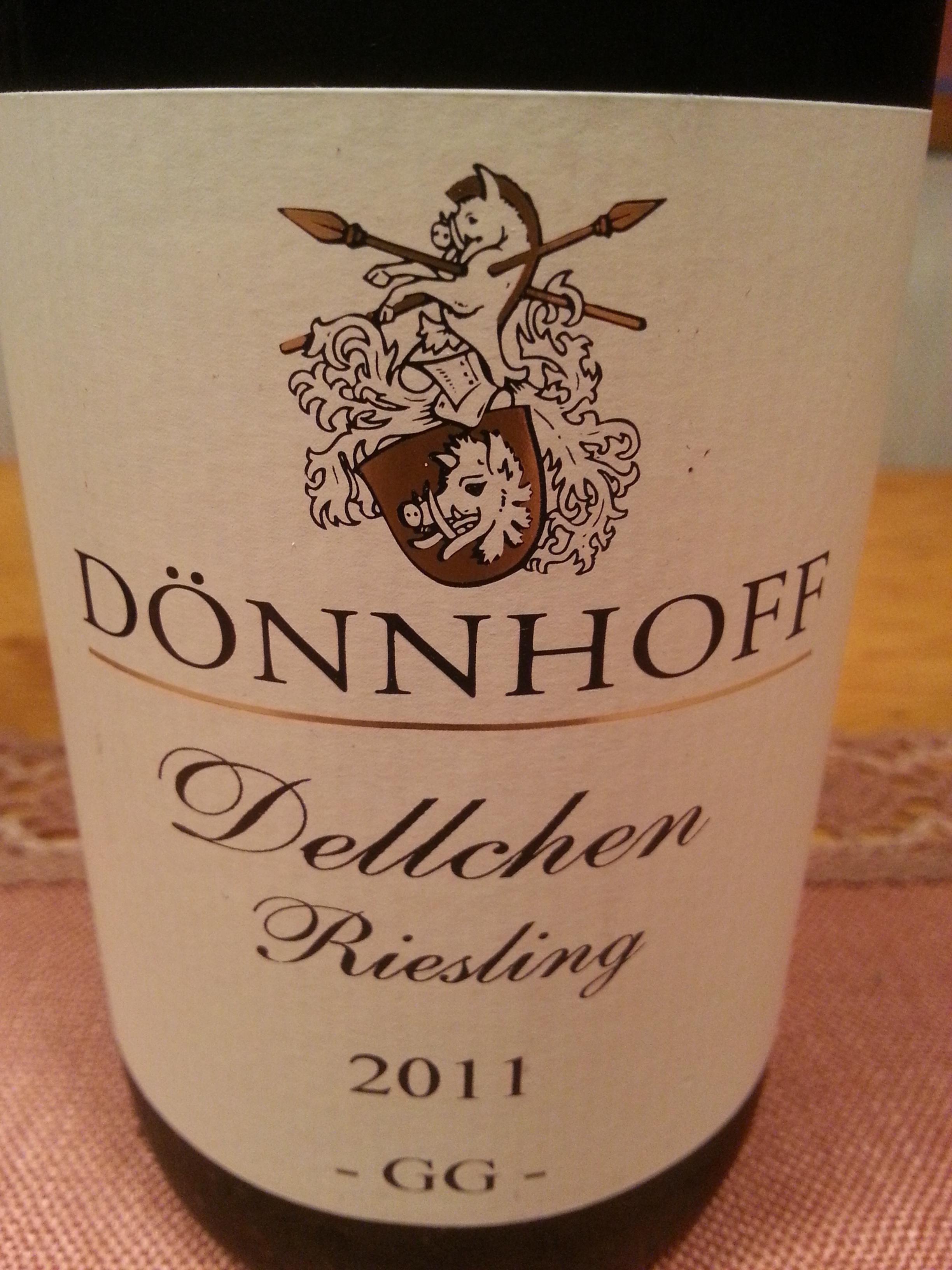 2011 Riesling Dellchen GG | Dönnhoff