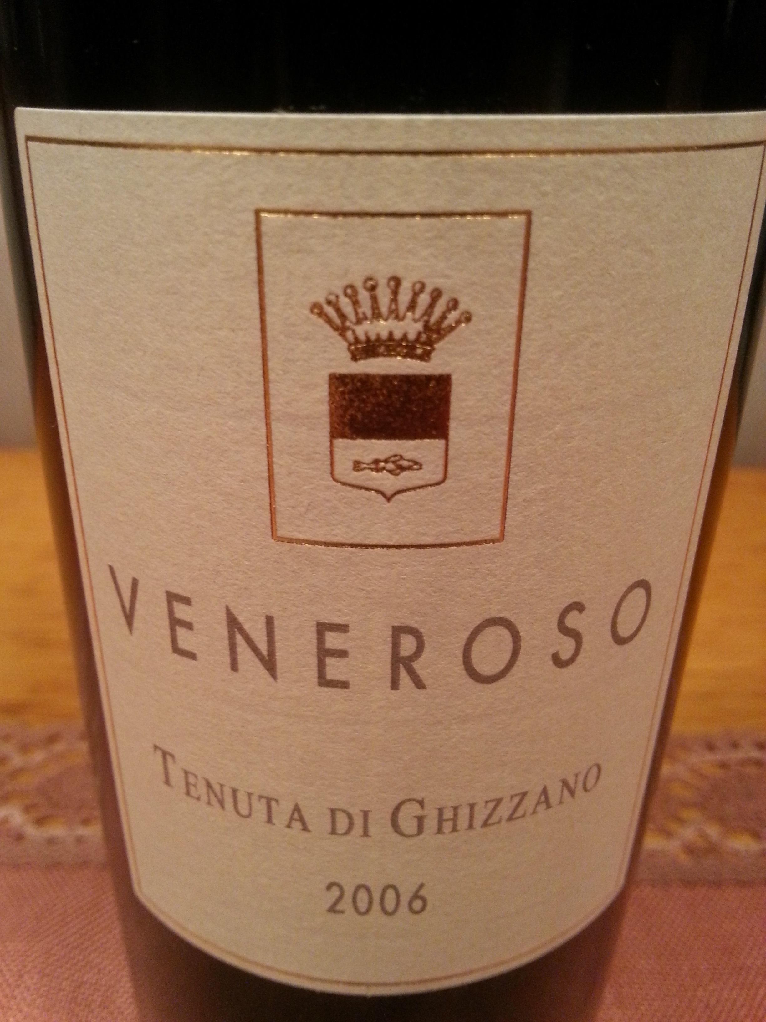 2006 Veneroso | Tenuta di Ghizzano