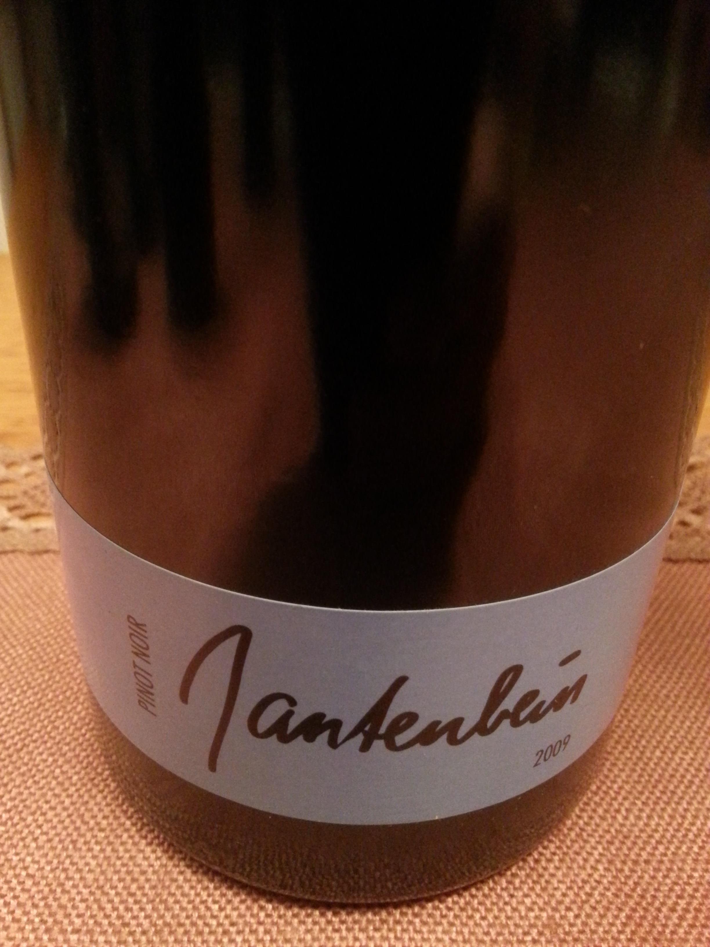 2009 Pinot Noir Fläsch | Gantenbein
