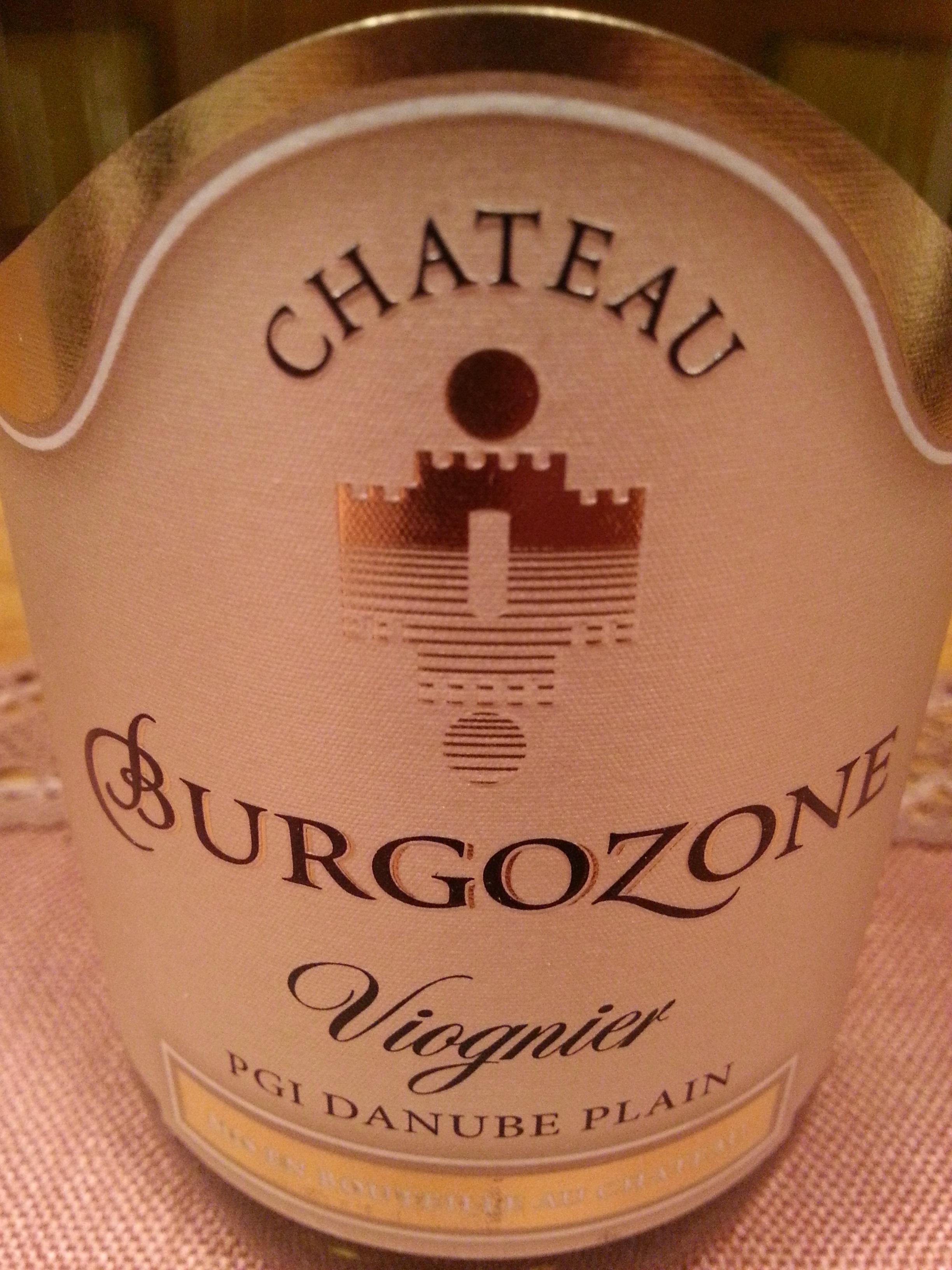 2012 Viognier | Château Burgozone