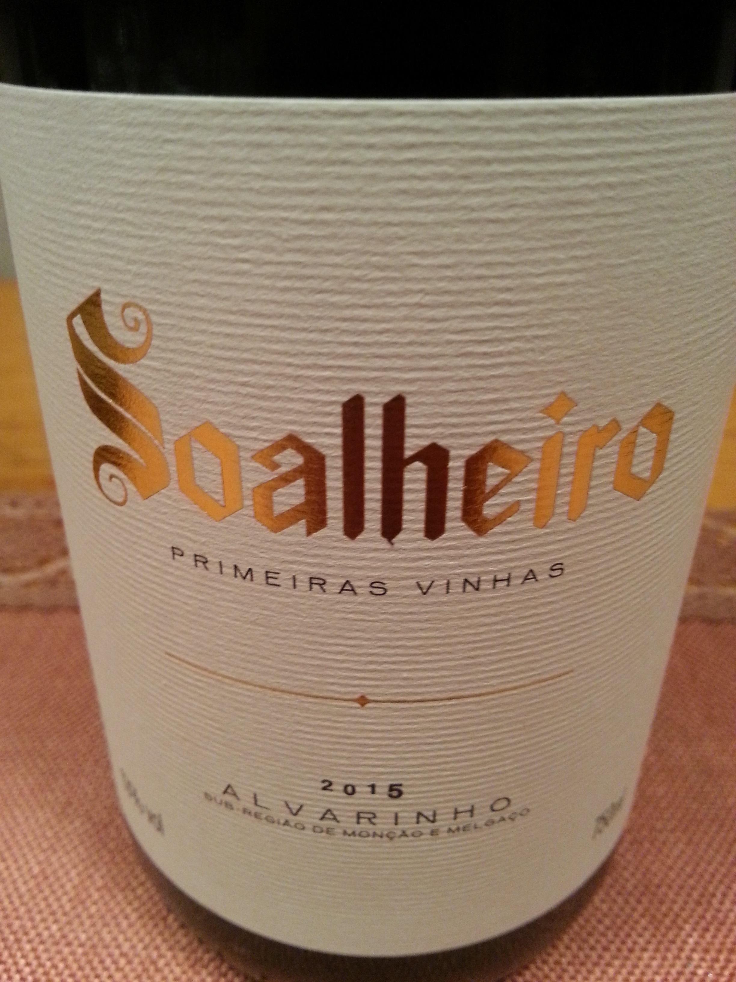 2015 Vinho Verde Primeiras Vinhas | Soalheiro