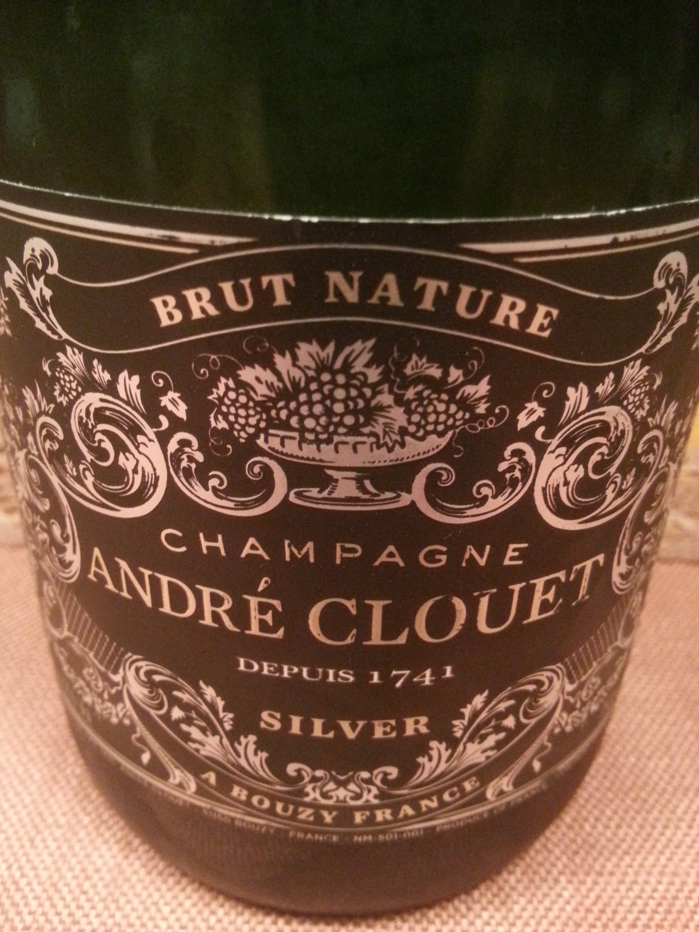 -nv- Champagne Brut Nature | Clouet