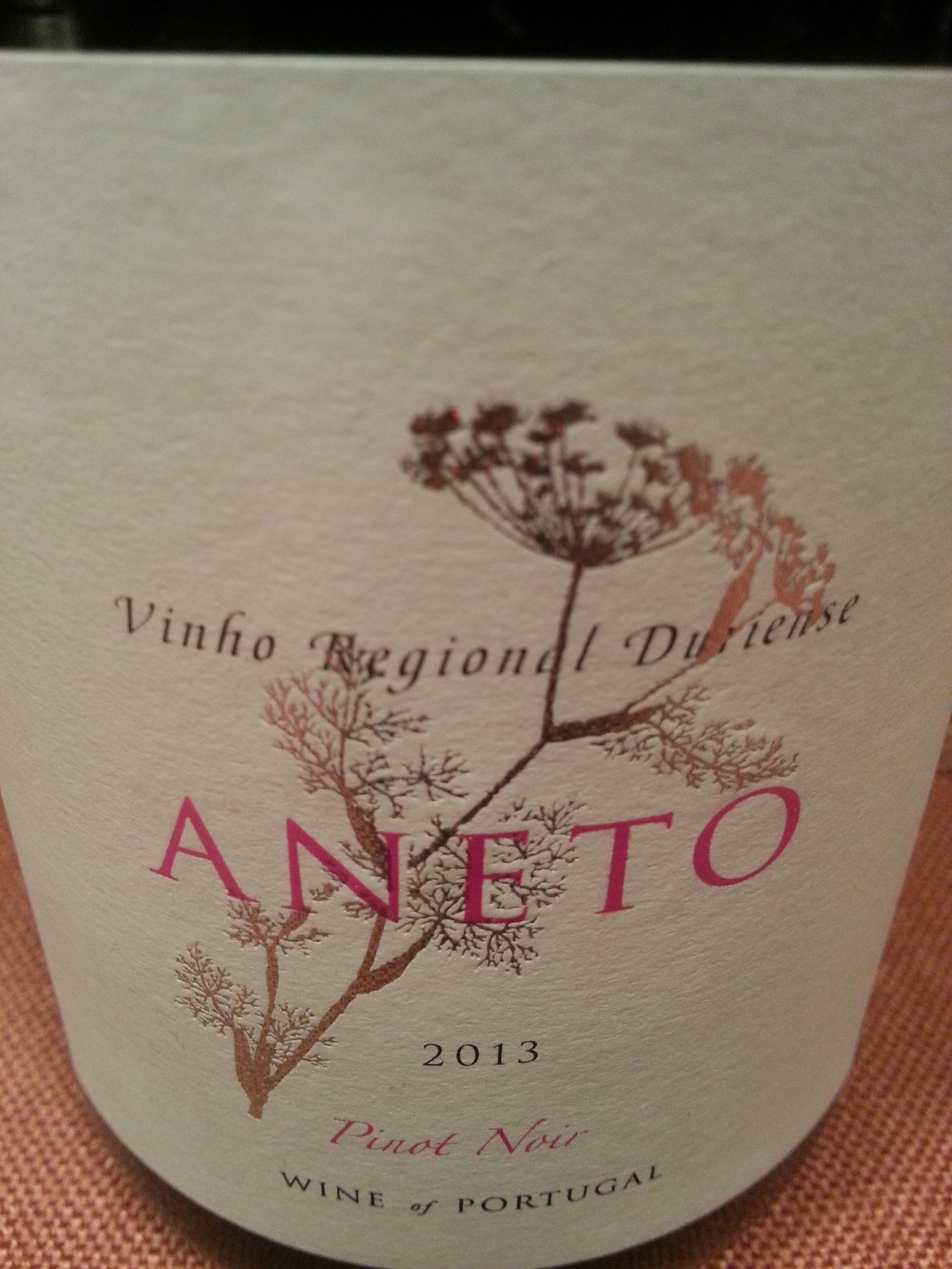 2013 Pinot Noir | Aneto