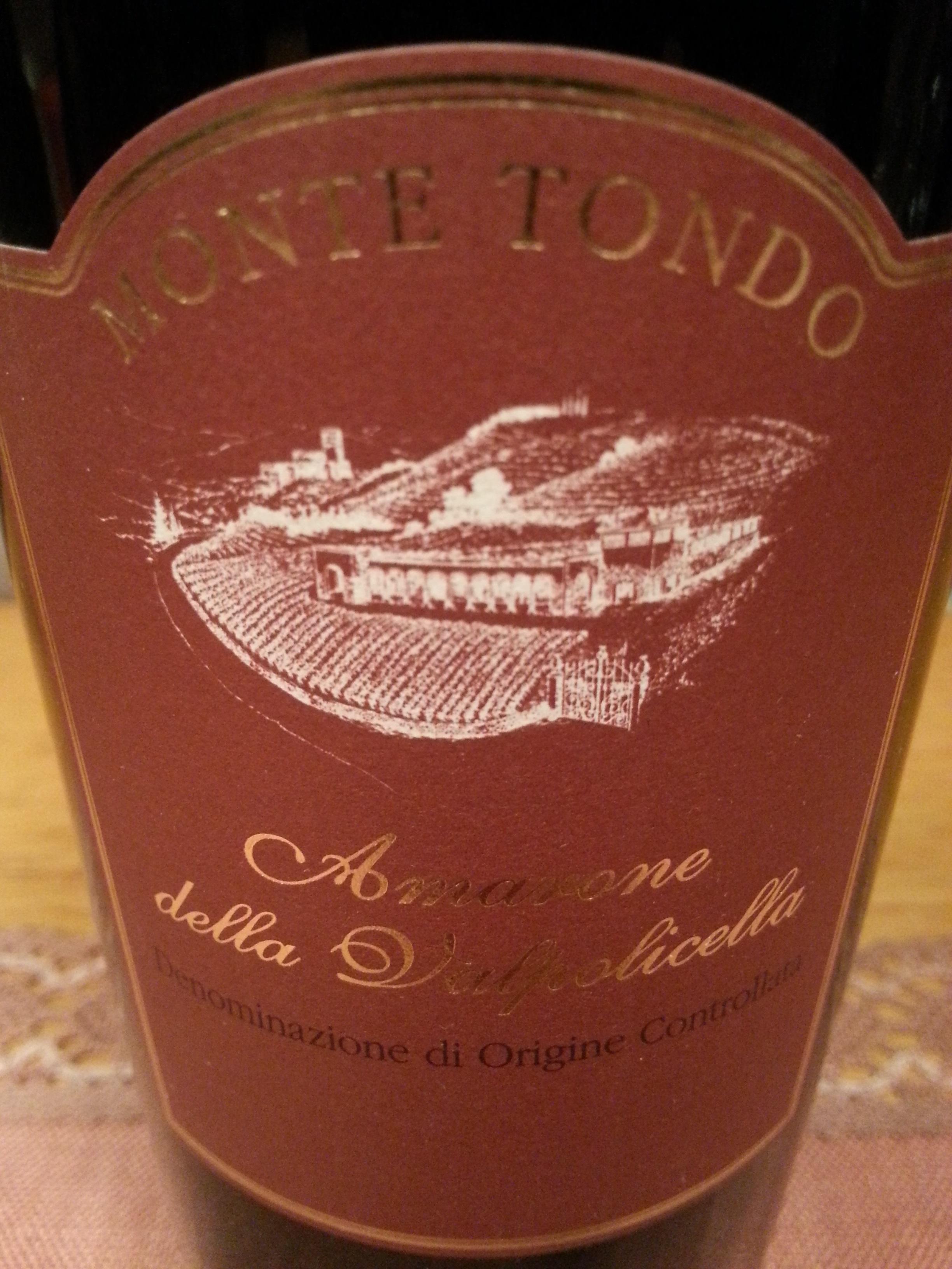 2008 Amarone | Monte Tondo