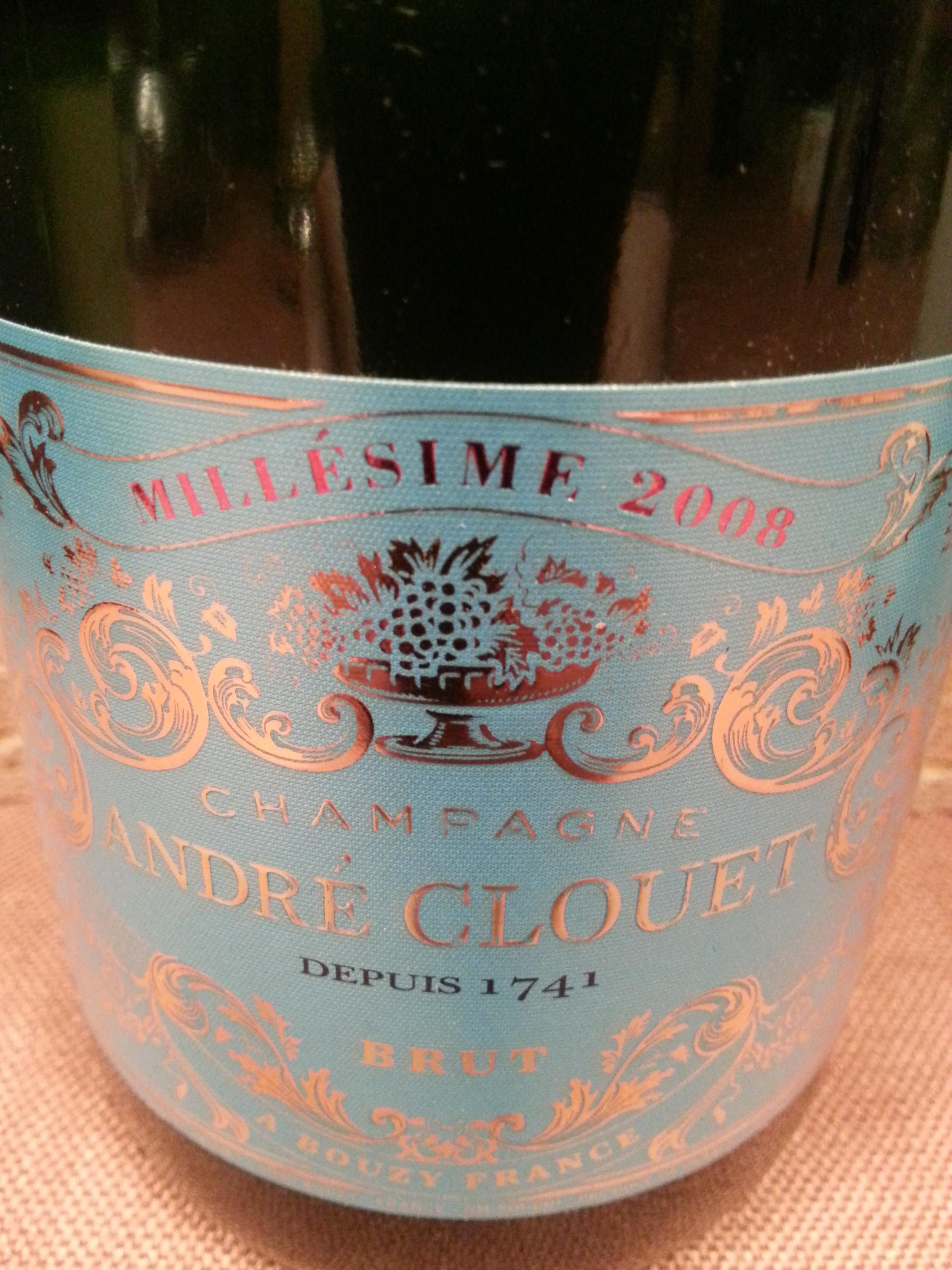 2008 Champagne Millésime | Clouet