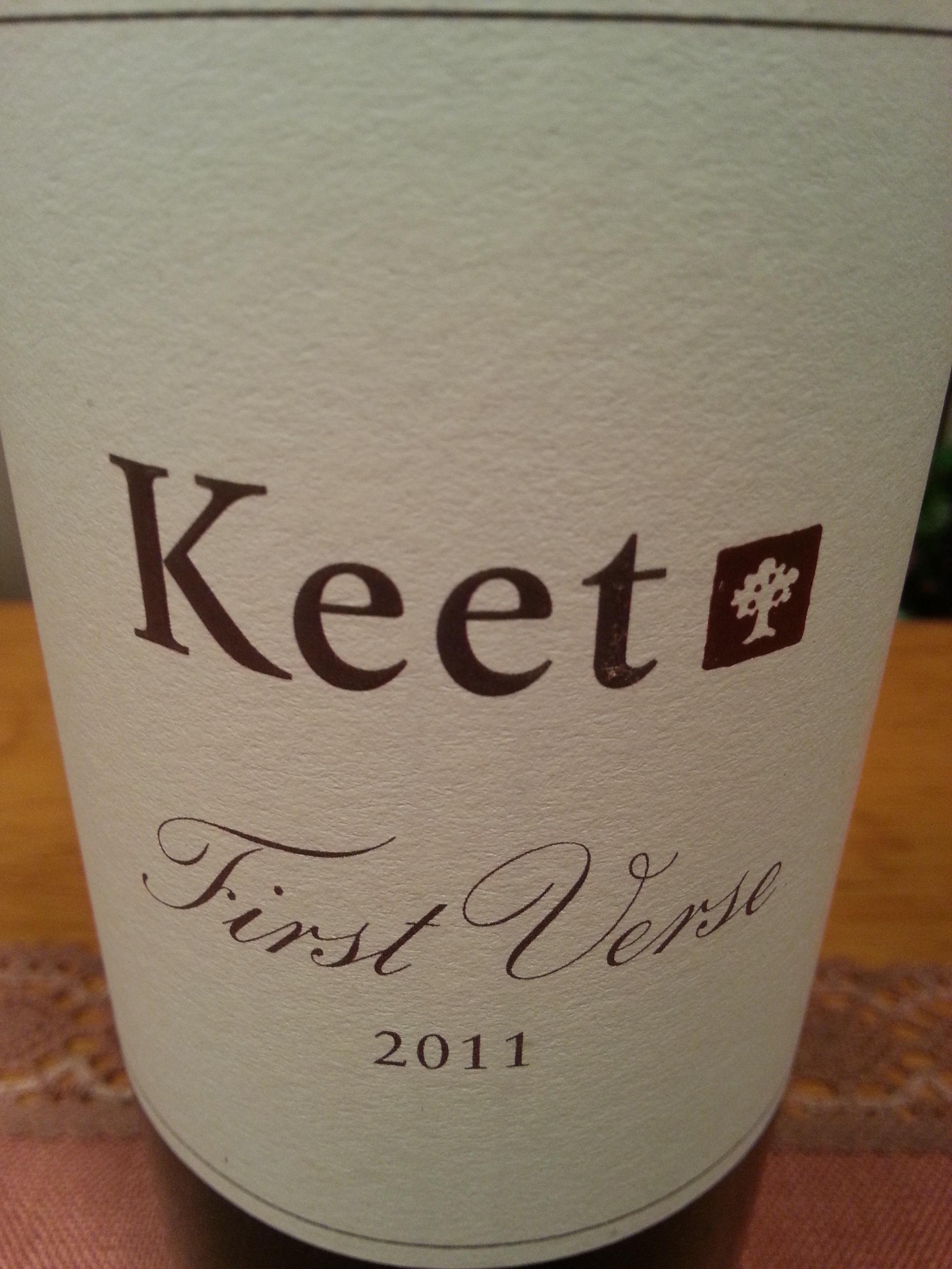 2011 First Verse | Keet