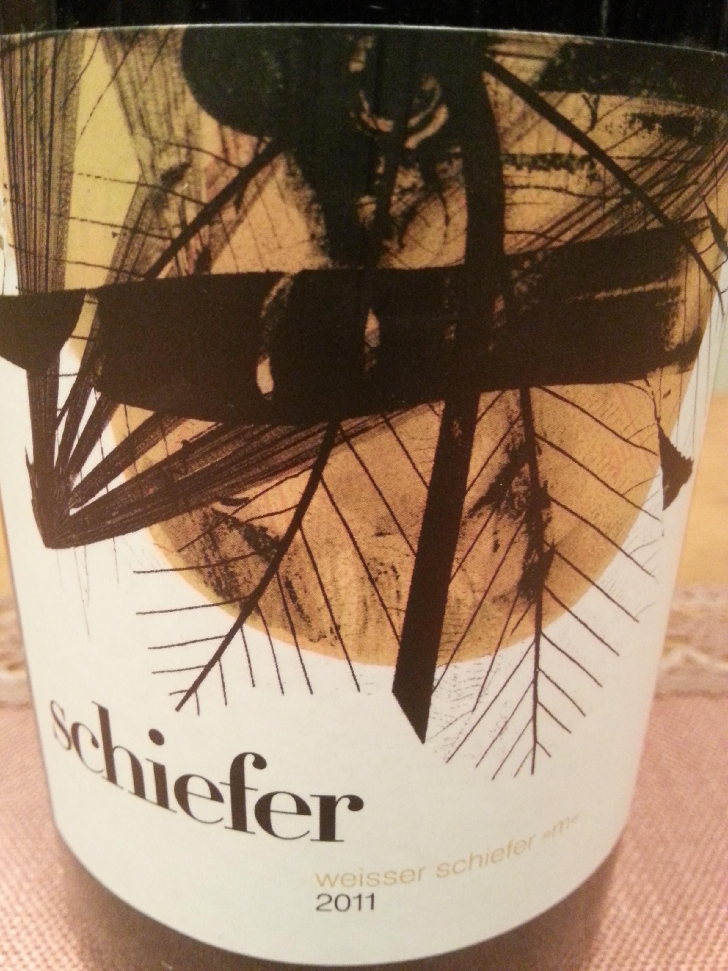 2011 Weißer Schiefer M | Schiefer
