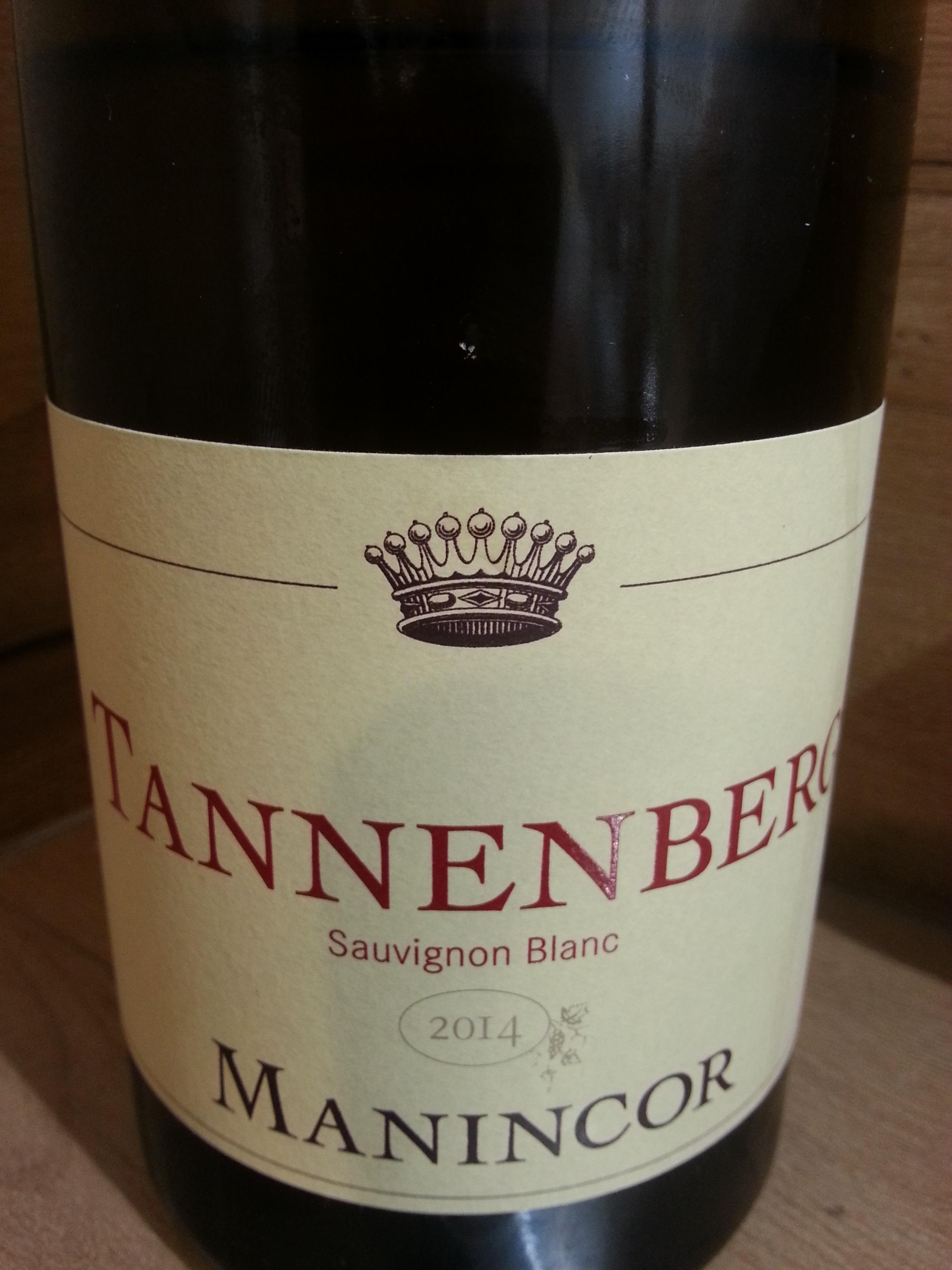 2014 Sauvignon Blanc Tannenberg | Manincor