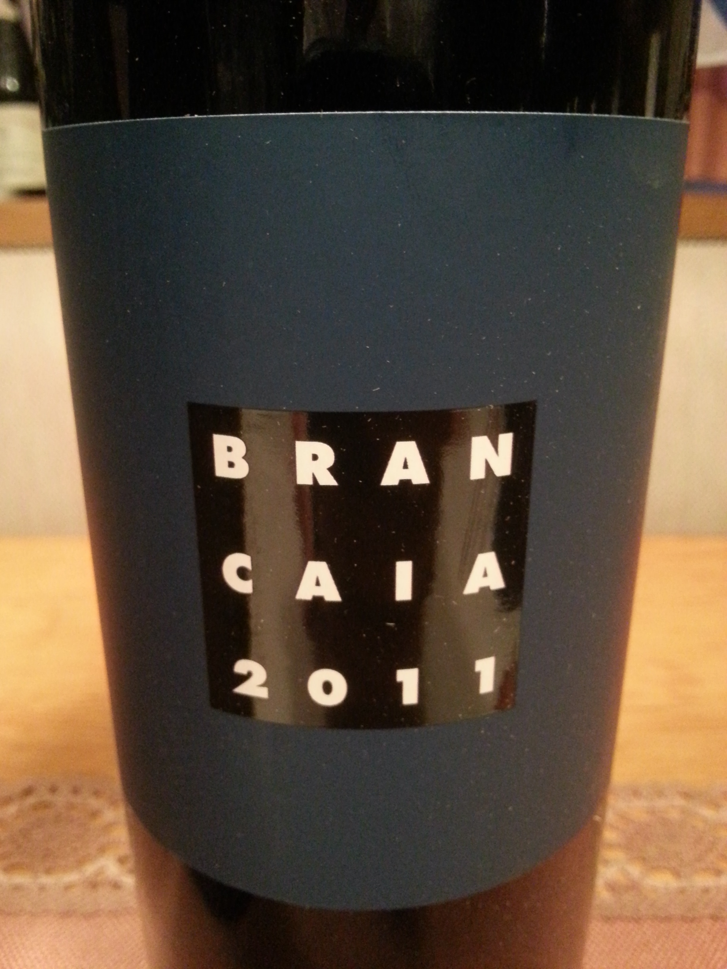 2011 Il Blu | Brancaia