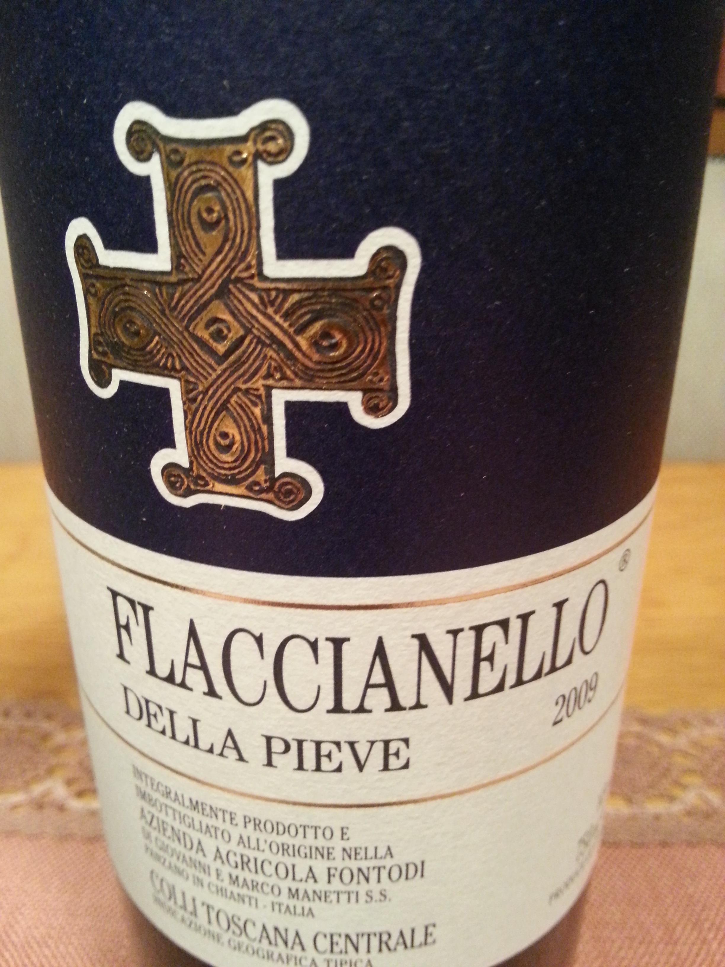 2009 Flaccianello | Fontodi