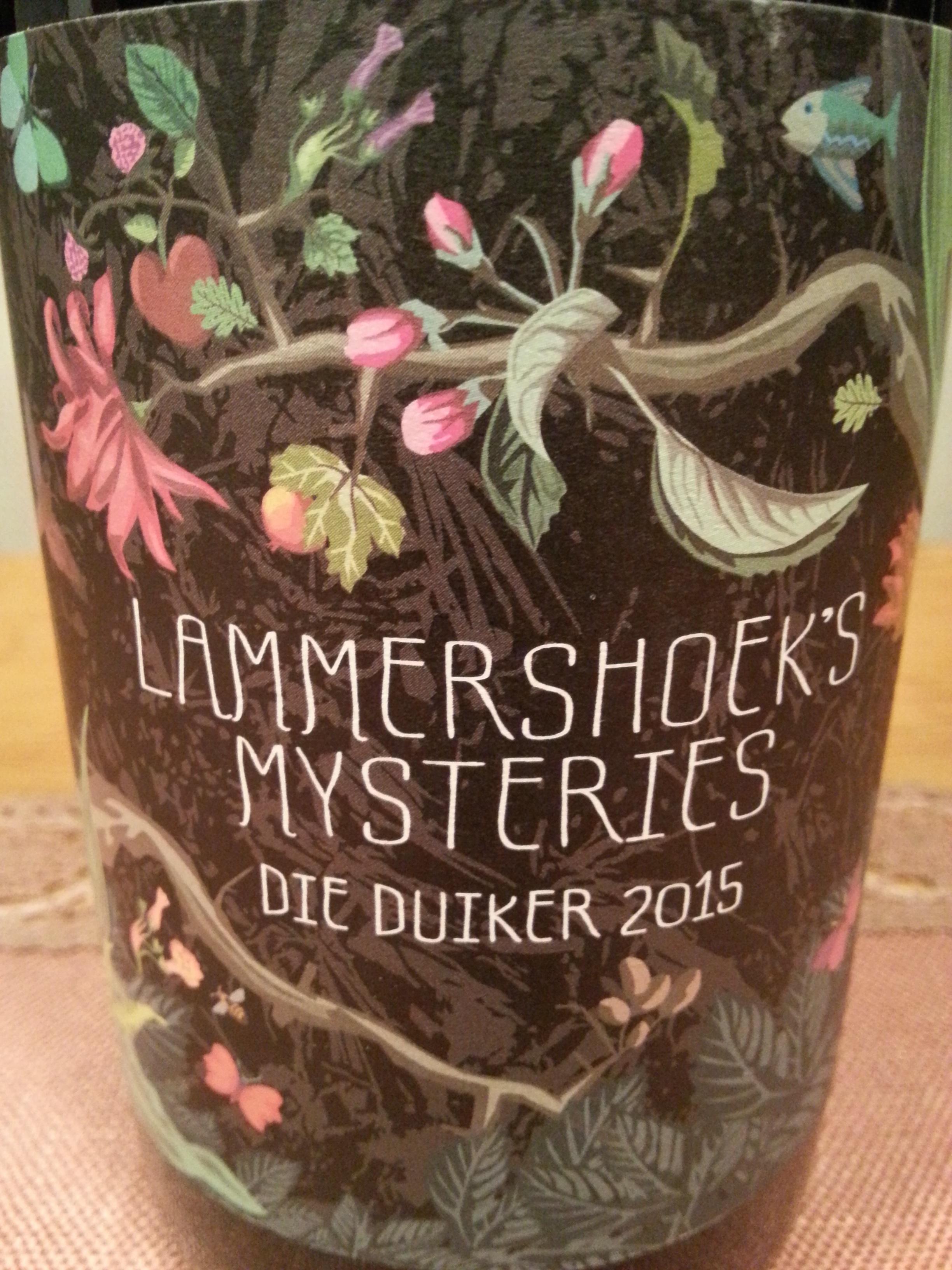 2015 Die Duiker Mysteries | Lammershoek
