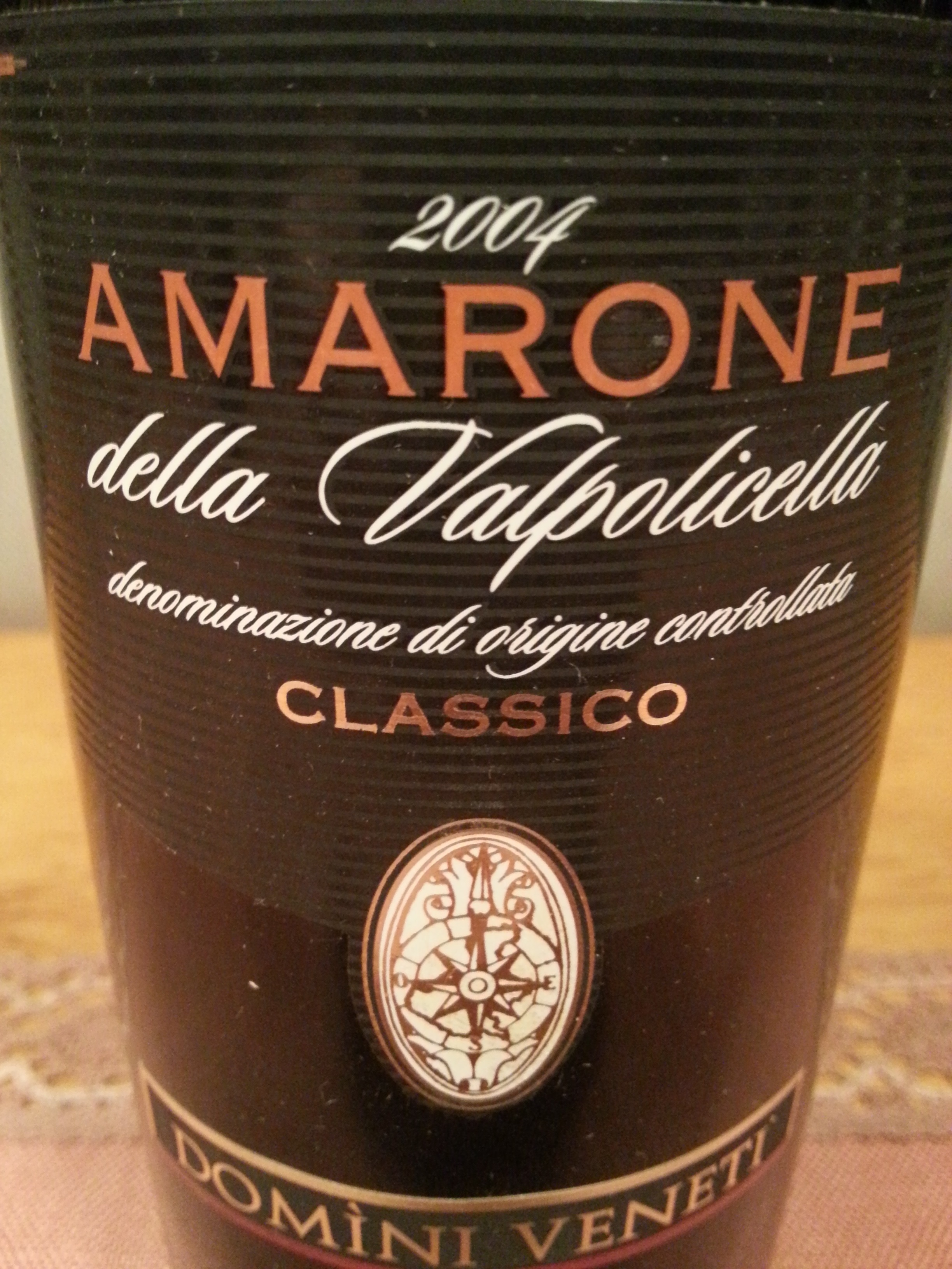 2004 Amarone | Domini Veneti