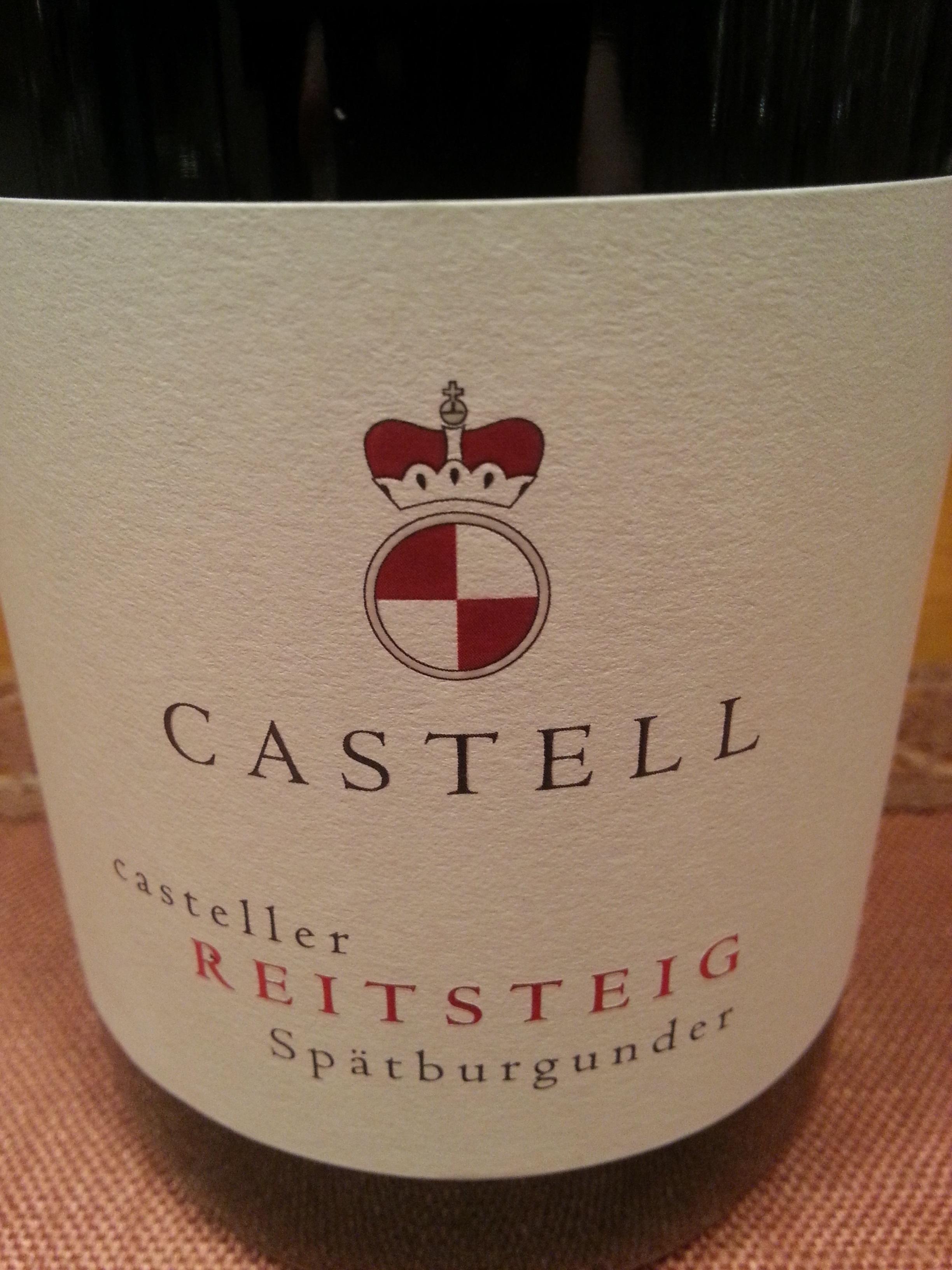 2014 Spätburgunder Reitsteg | Castell