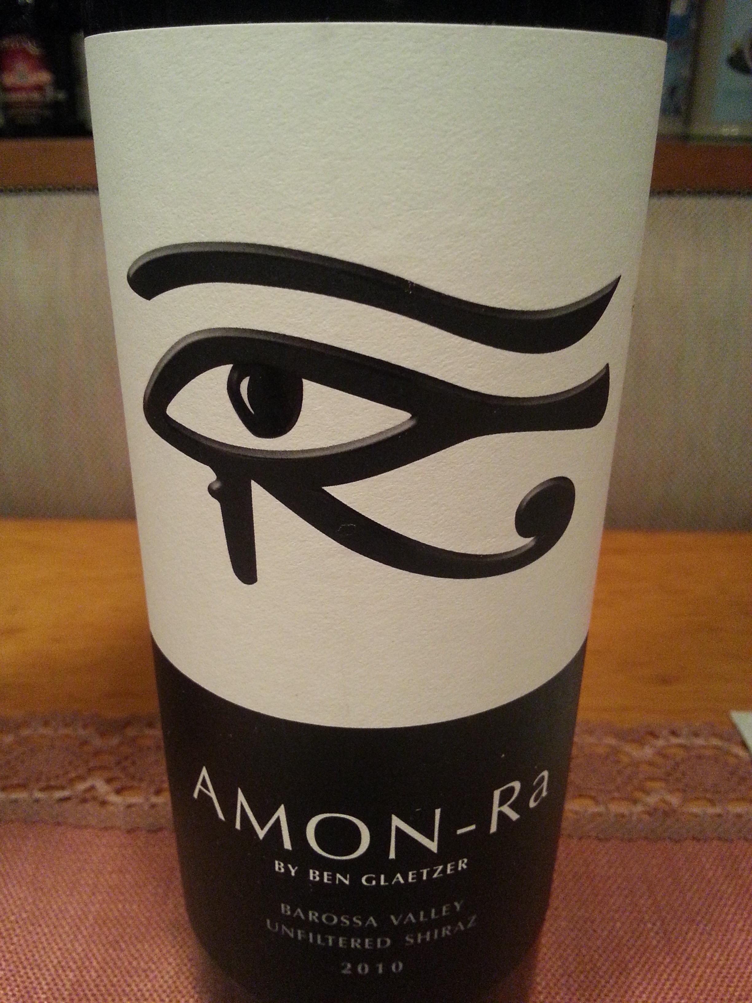 2010 Amon Ra | Glaetzer