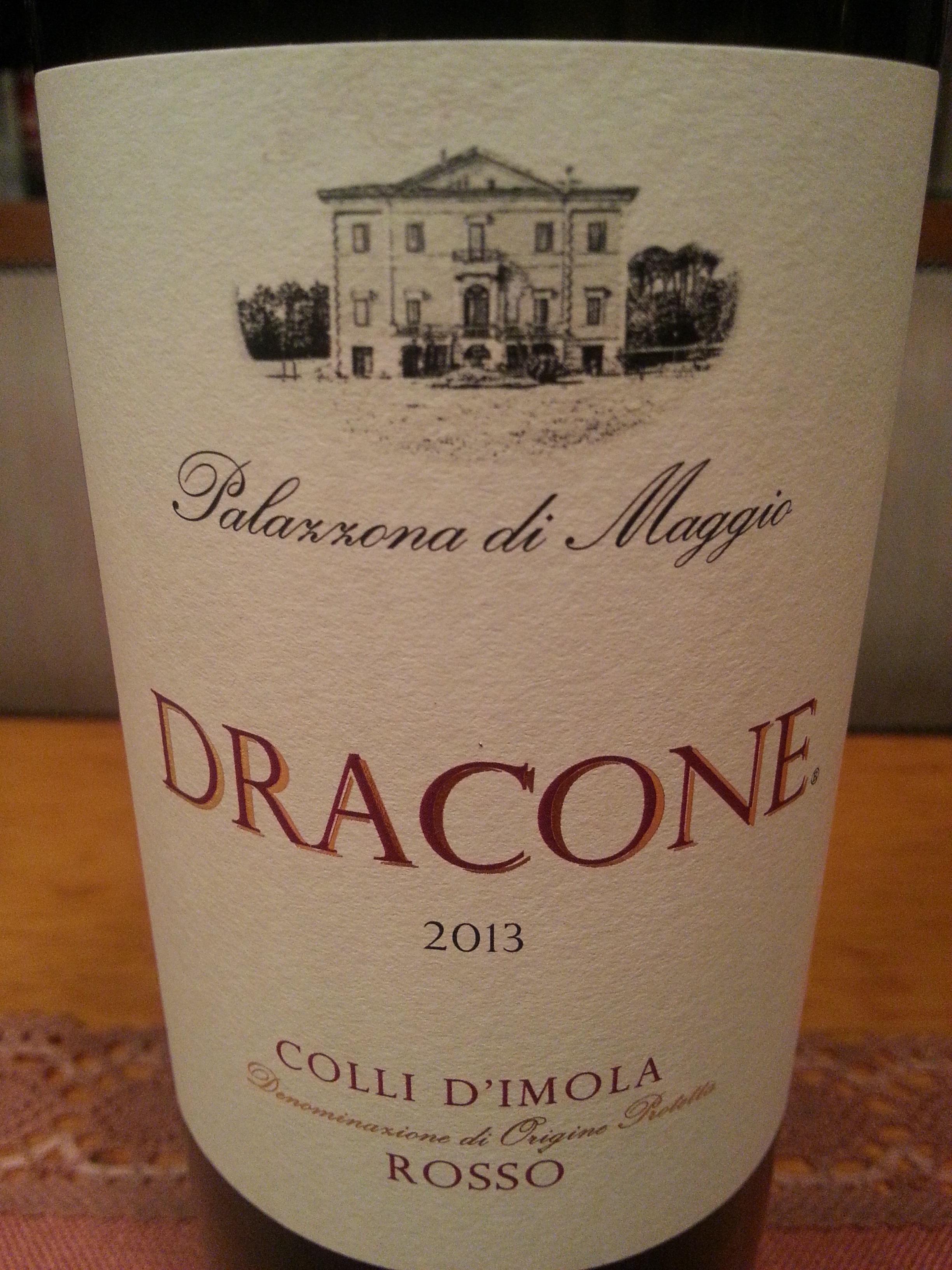 2013 Dracone | Palazzona di Maggio