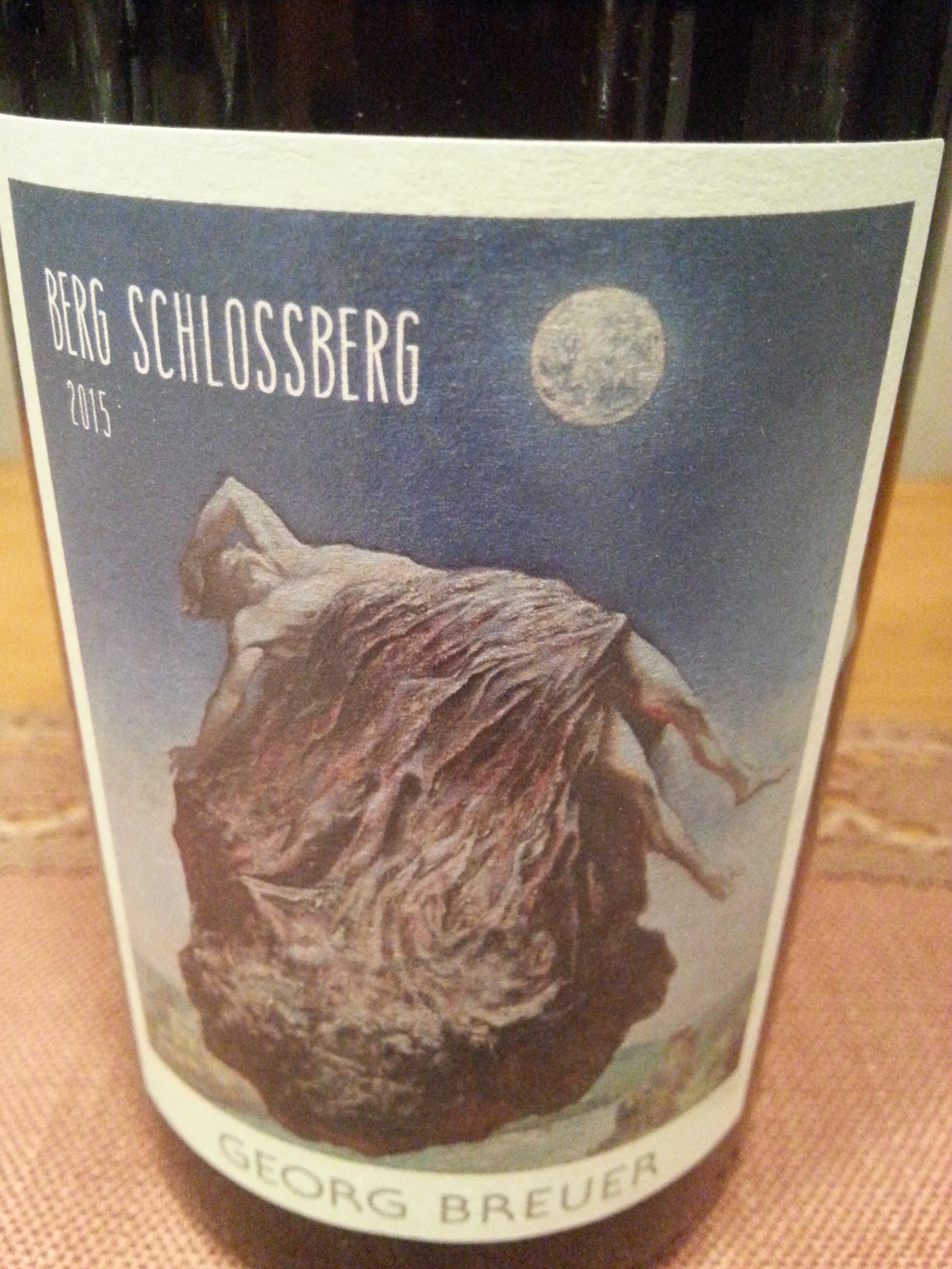 2015 Riesling Berg Schlossberg | Breuer