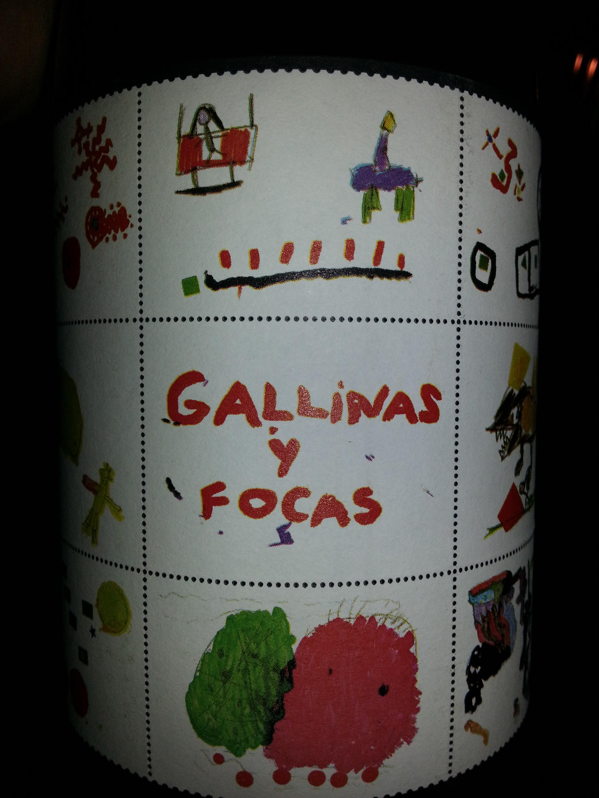 2014 Gallinas y Focas   4 kilos