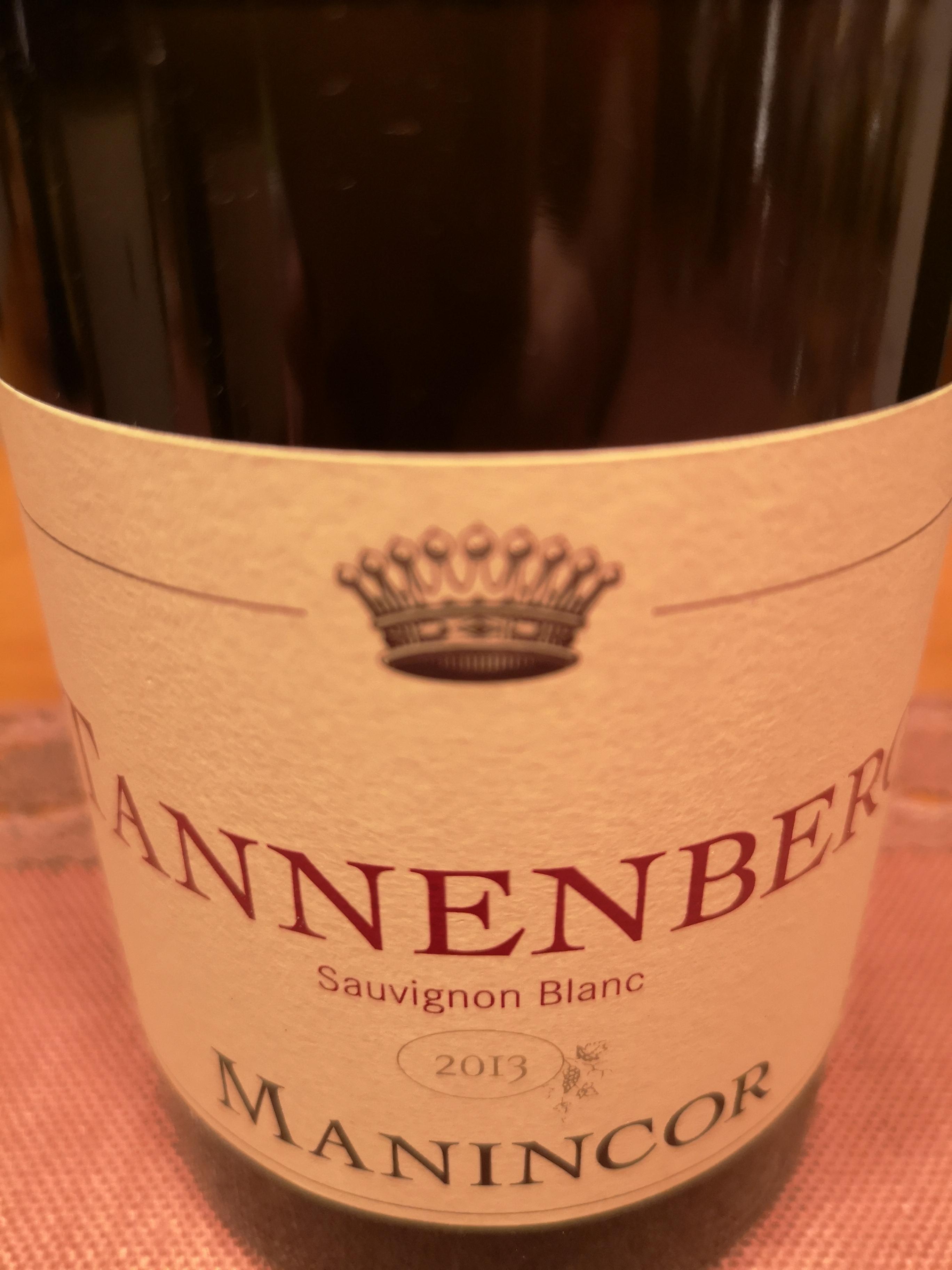 2013 Sauvignon Blanc Tannenberg | Manincor