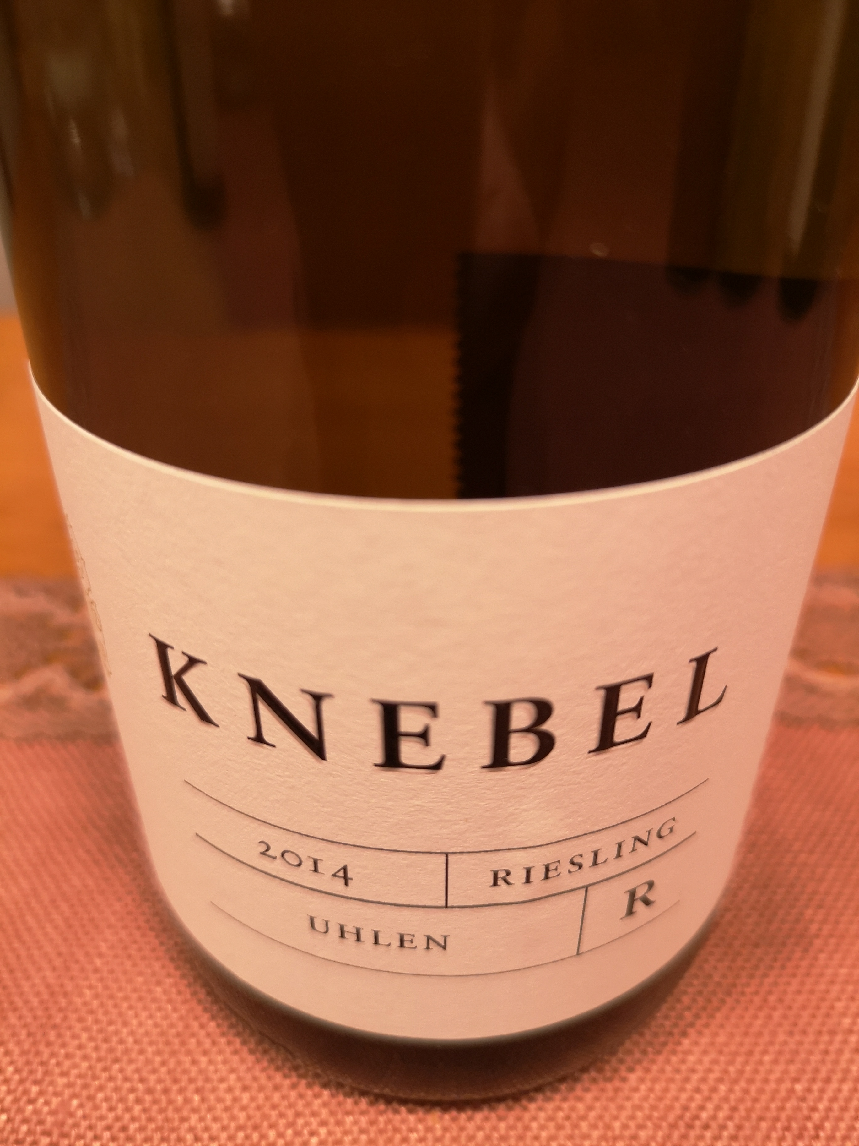 2014 Riesling Uhlen Rothlay | Knebel