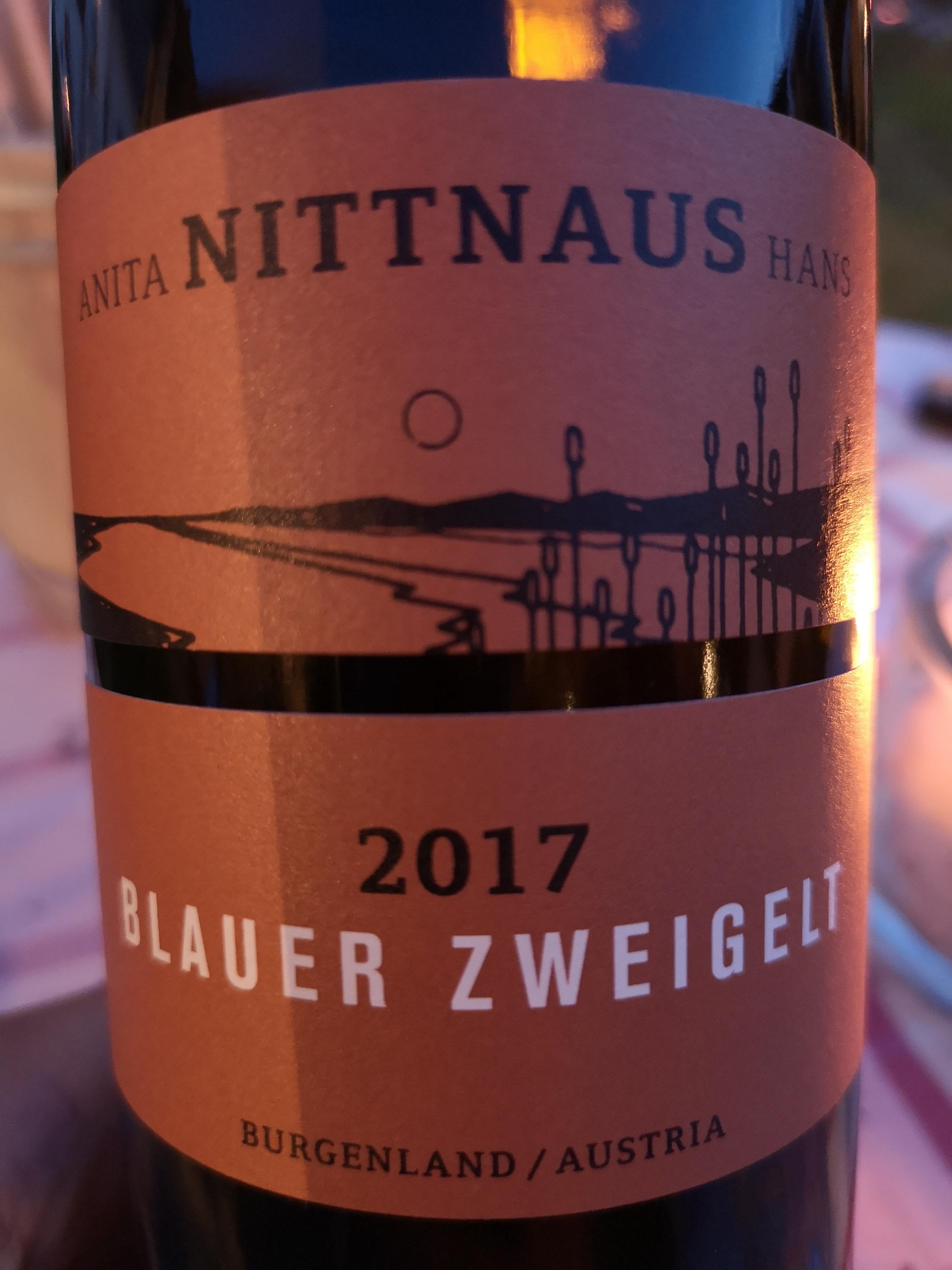 2017 Blauer Zweigelt | Nittnaus