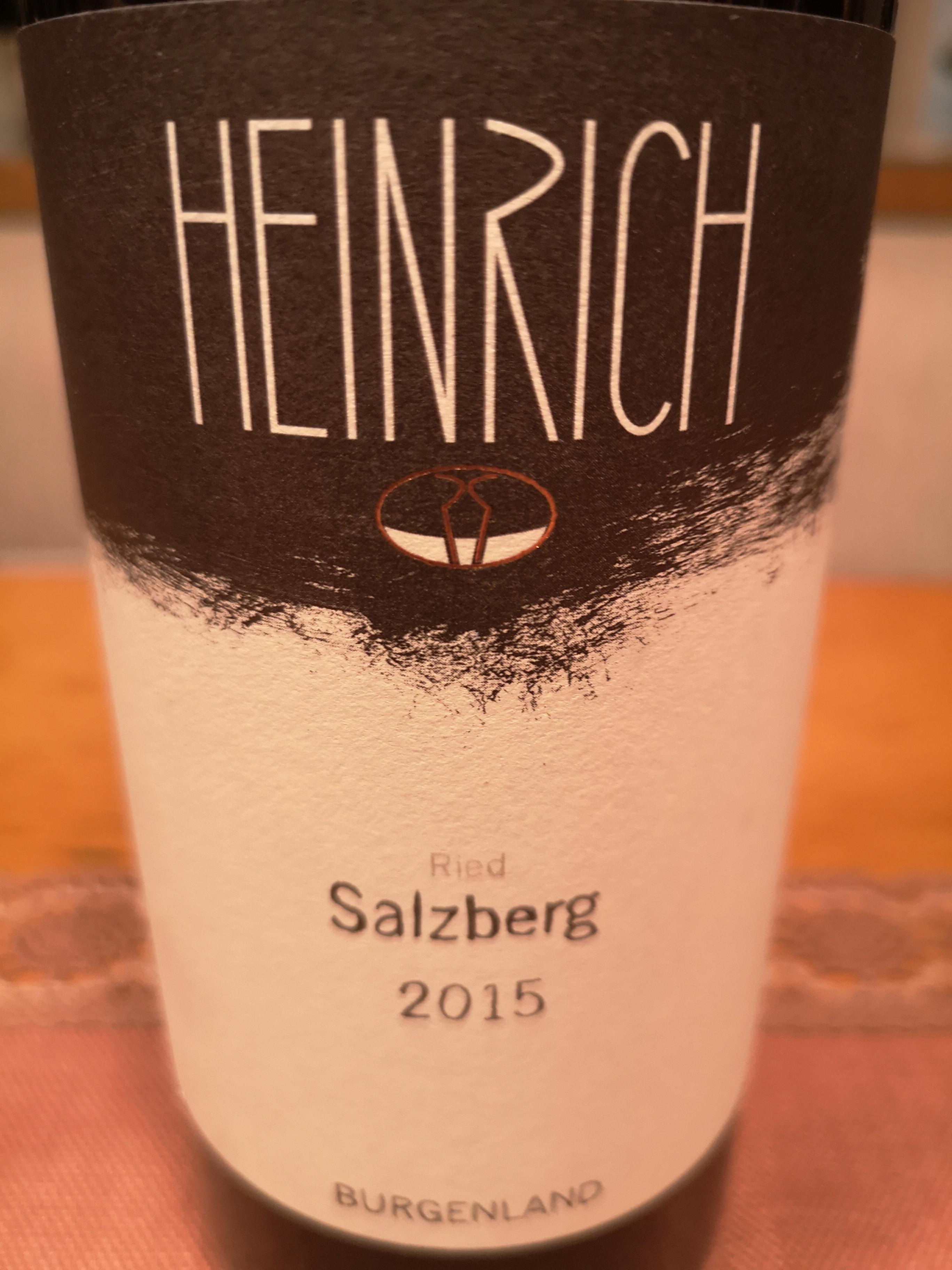2015 Salzberg | Heinrich