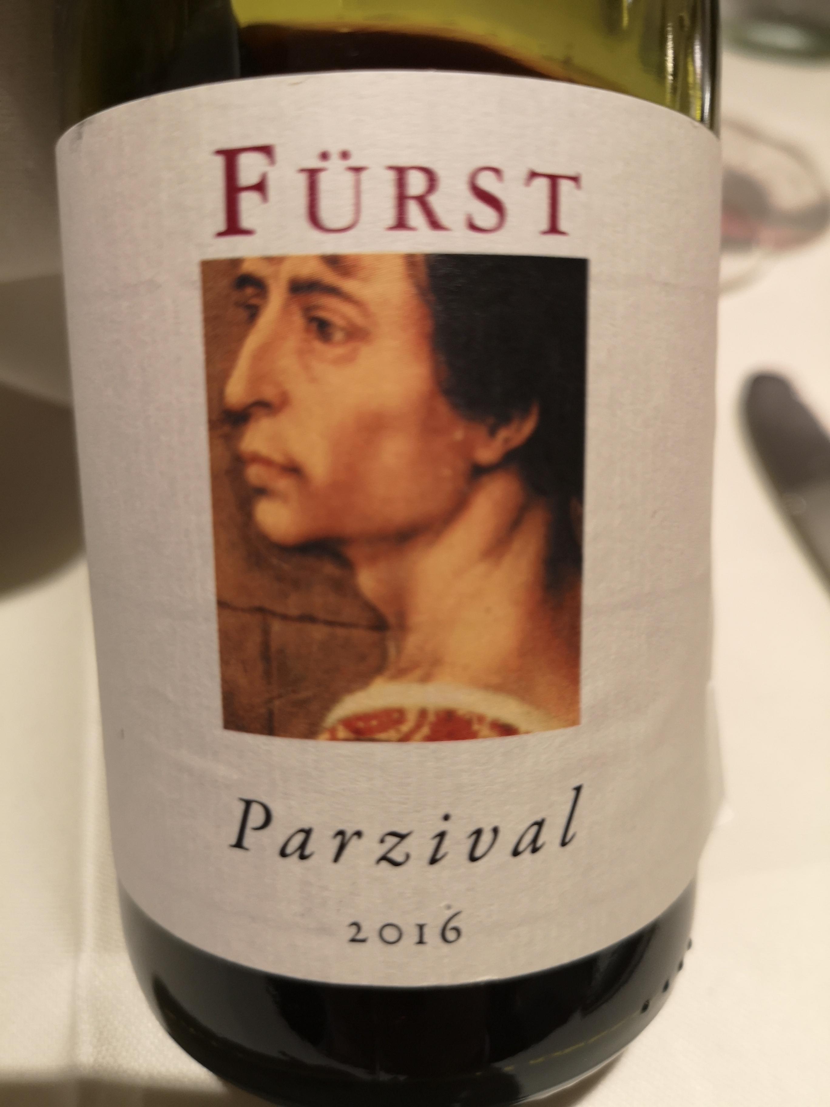 2016 Parzival | Fürst