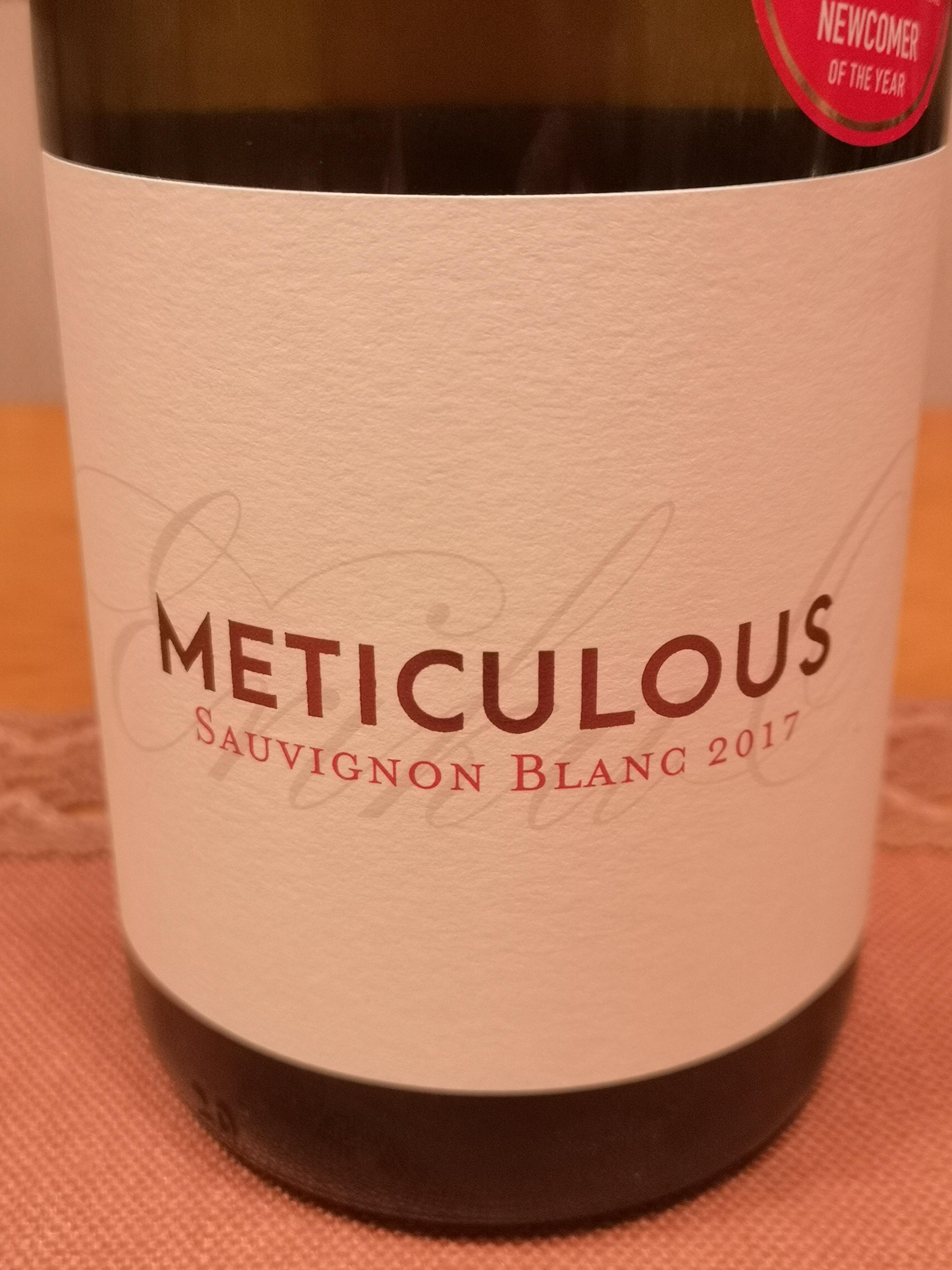 2017 Sauvignon Blanc Meticulous | Erika Obermeyer